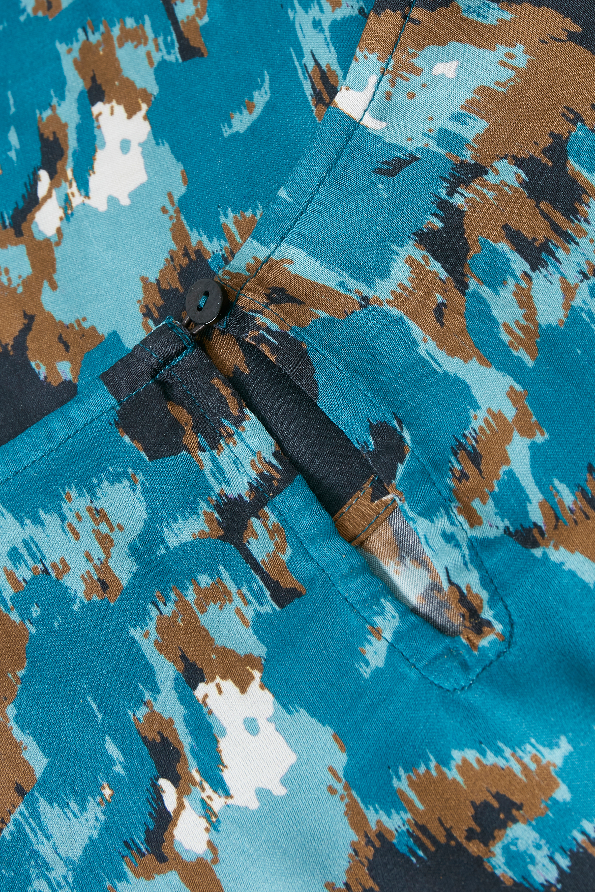Marineblau/blau Langarm-Bluse von Dranella – Shoppen Sie Marineblau/blau Langarm-Bluse ab Gr. 34-46 hier