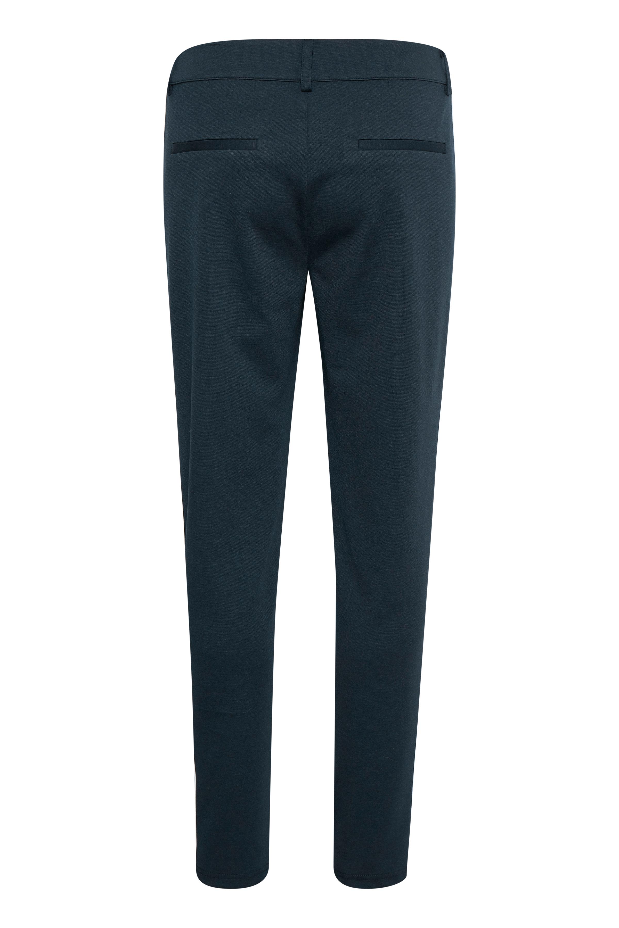 Marineblau Casual Hose von Bon'A Parte – Shoppen Sie Marineblau Casual Hose ab Gr. 36-48 hier
