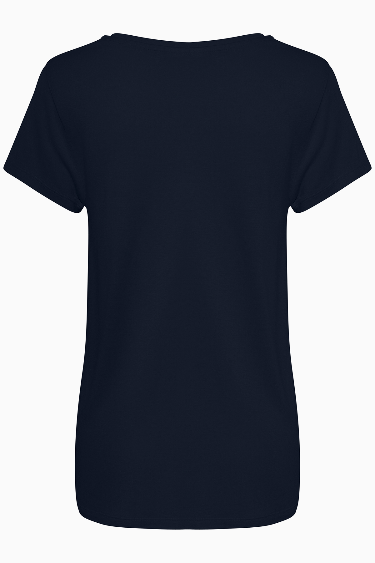 Marineblau Kurzarm T-Shirt von Kaffe – Shoppen Sie Marineblau Kurzarm T-Shirt ab Gr. XS-XXL hier
