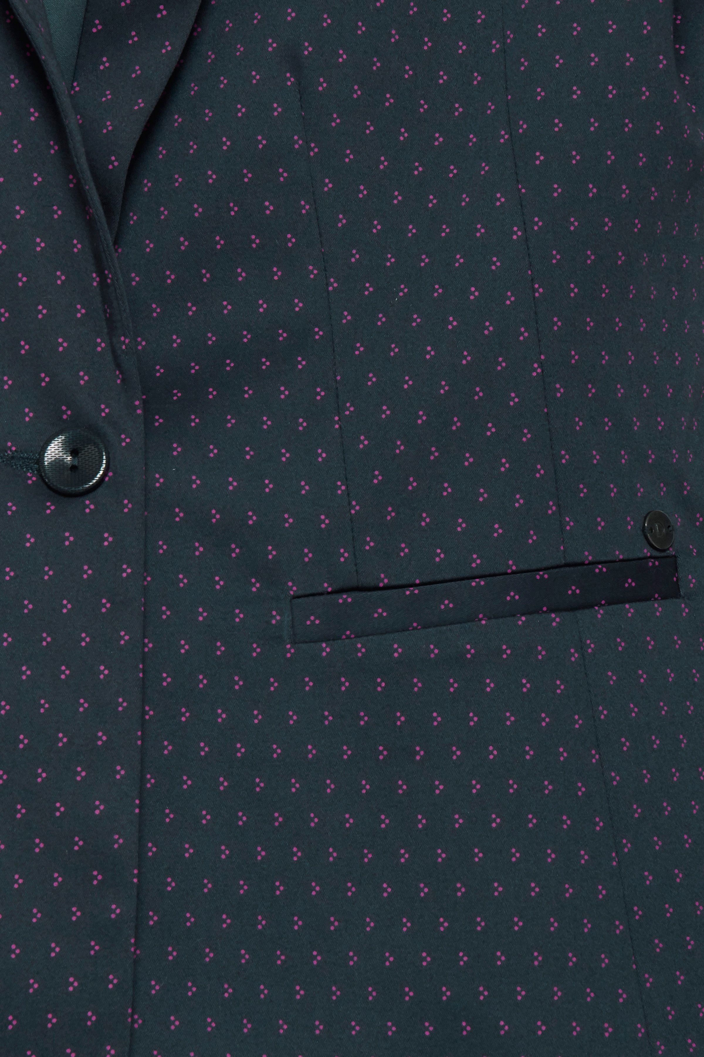 Marineblau/pink Blazer von Dranella – Shoppen Sie Marineblau/pink Blazer ab Gr. 34-46 hier