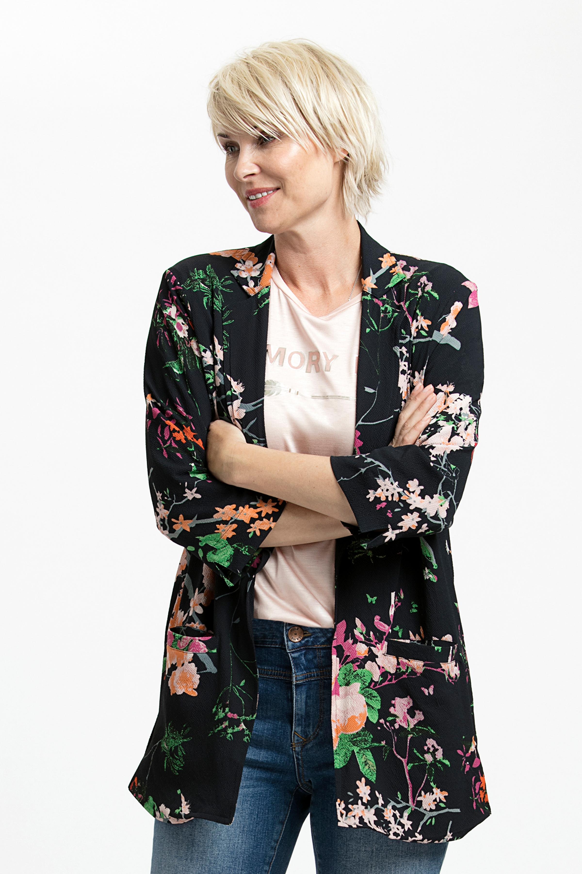 Marineblau/rosa Jacken von Kaffe – Shoppen SieMarineblau/rosa Jacken ab Gr. 34-46 hier