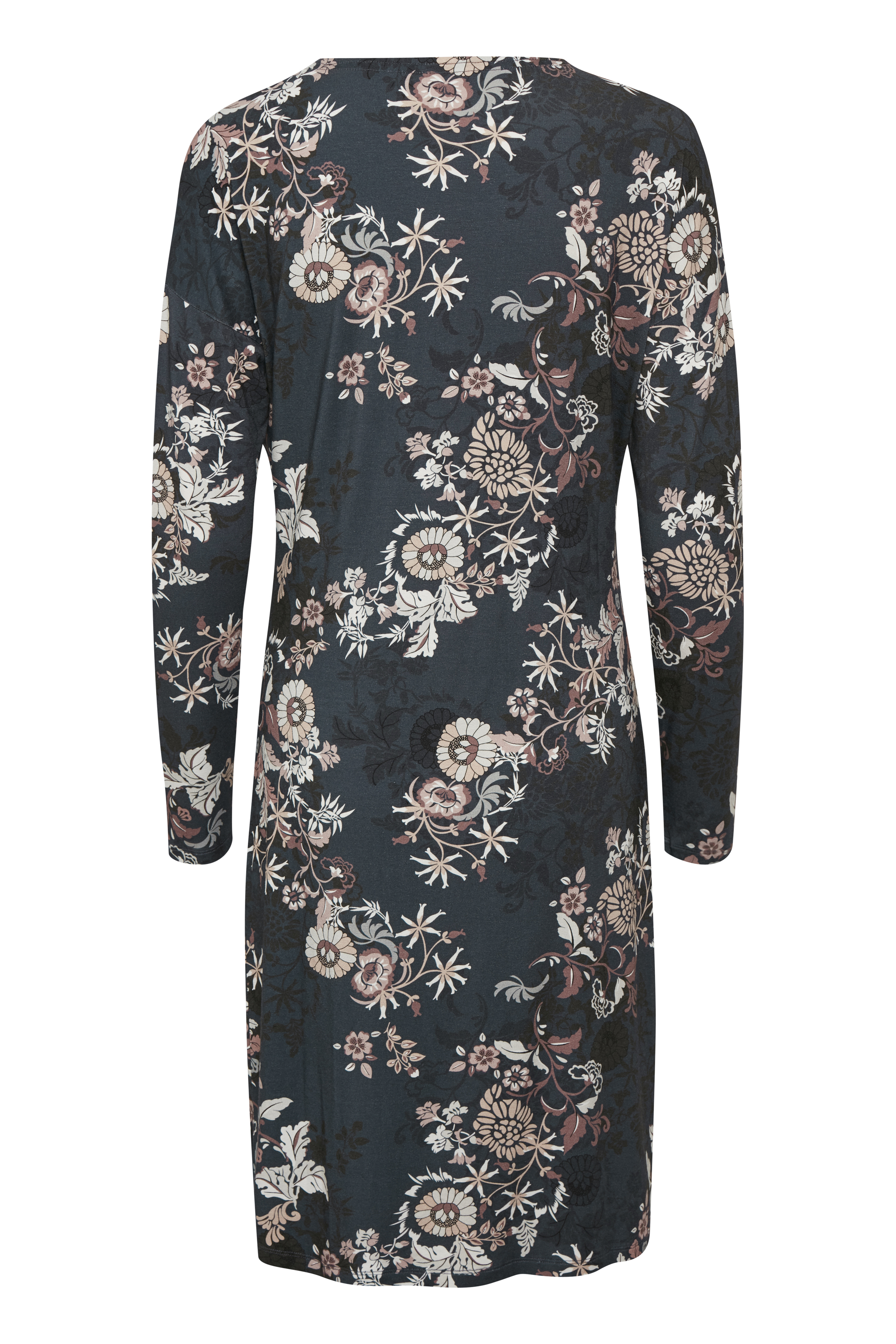Marineblau/rosa Kleid von Bon'A Parte – Shoppen Sie Marineblau/rosa Kleid ab Gr. S-2XL hier