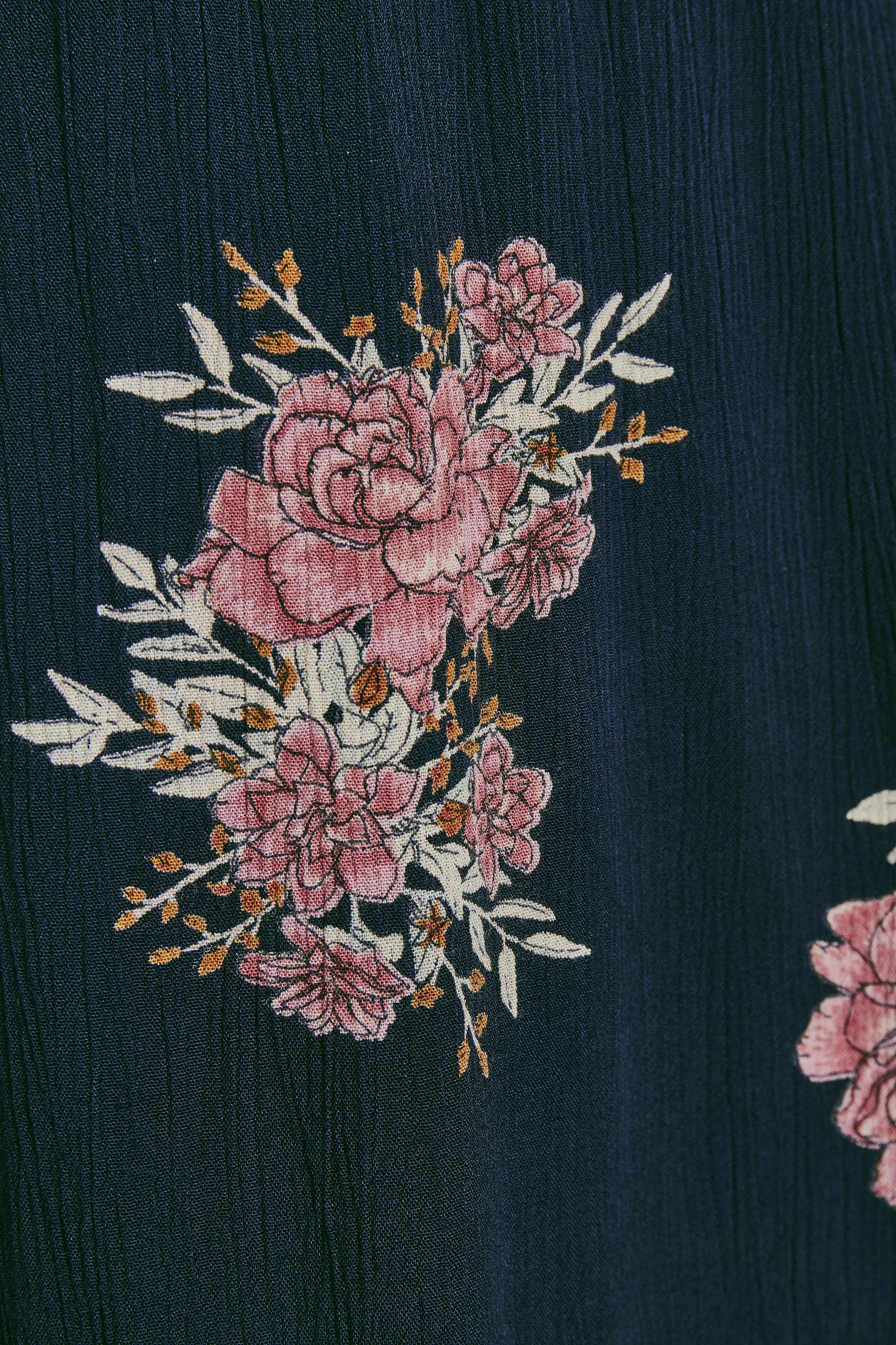 Marineblau/rosa Rock von Bon'A Parte – Shoppen Sie Marineblau/rosa Rock ab Gr. S-2XL hier
