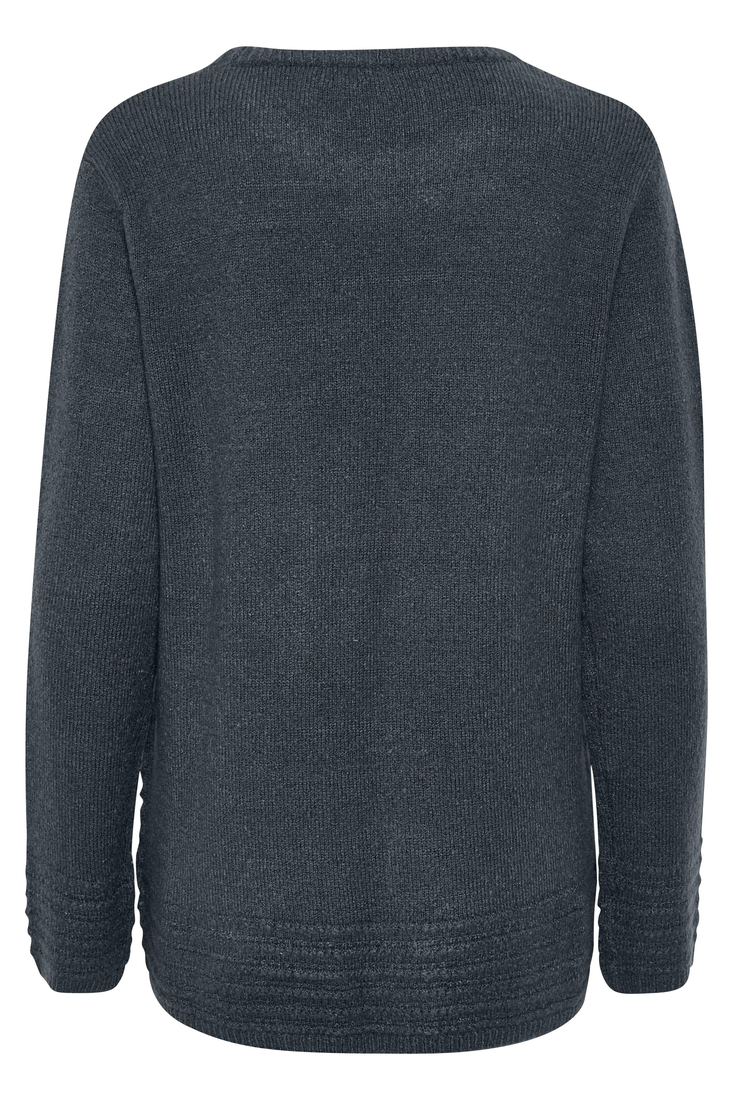 Marineblau Strickpullover von Bon'A Parte – Shoppen Sie Marineblau Strickpullover ab Gr. S-2XL hier