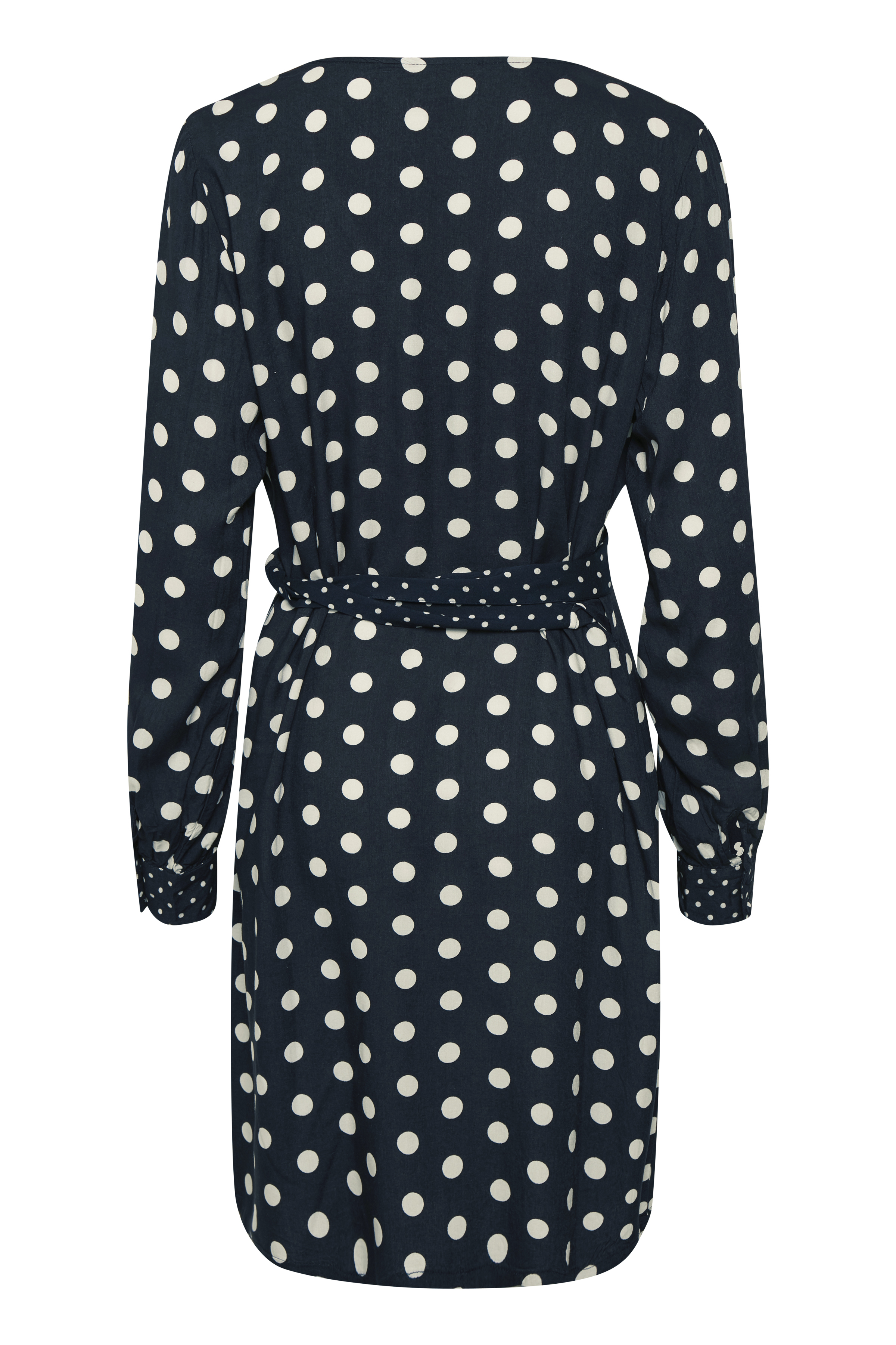 Marineblau/weiß Kleid von Kaffe – Shoppen Sie Marineblau/weiß Kleid ab Gr. 34-46 hier