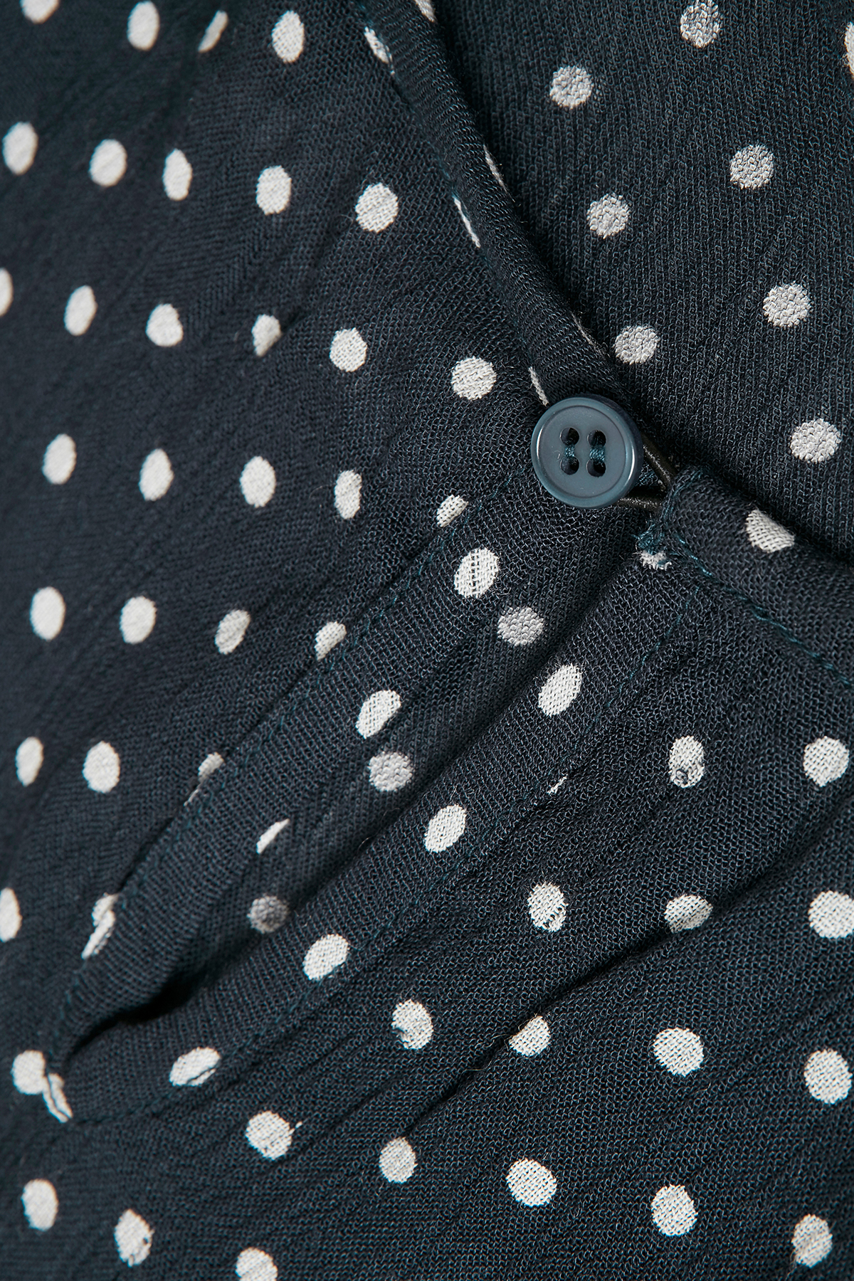 Marineblau/wollweiß Kurzarm-Bluse von Kaffe – Shoppen Sie Marineblau/wollweiß Kurzarm-Bluse ab Gr. 34-46 hier