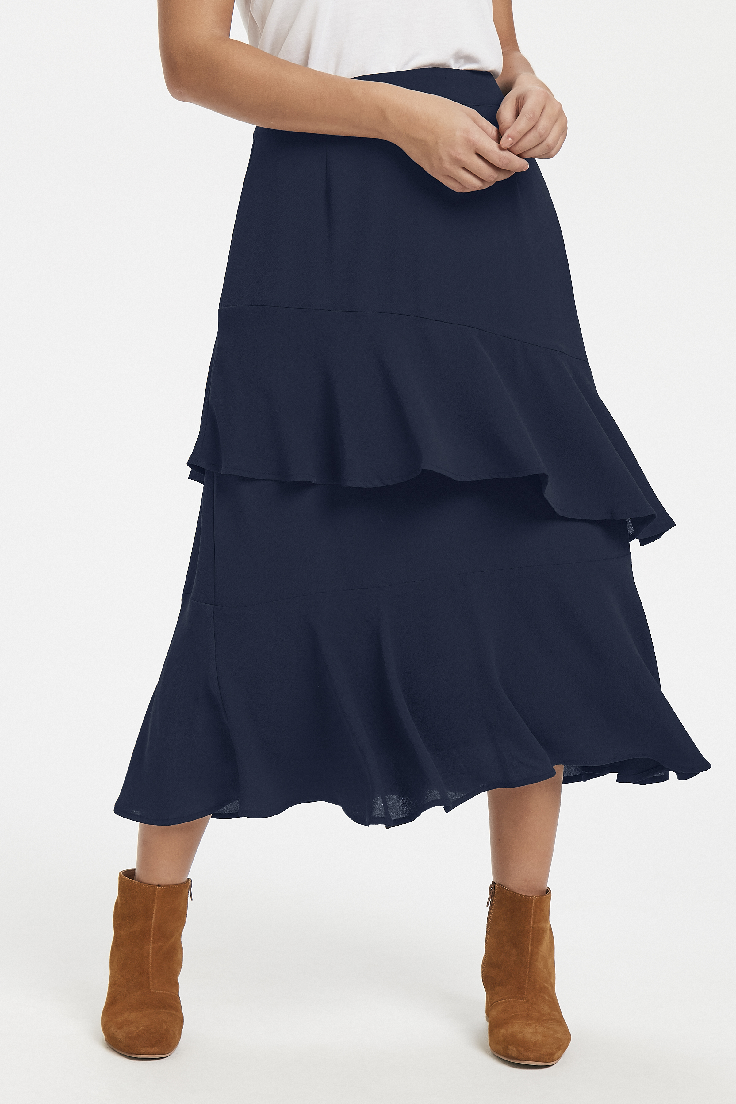Marineblauw