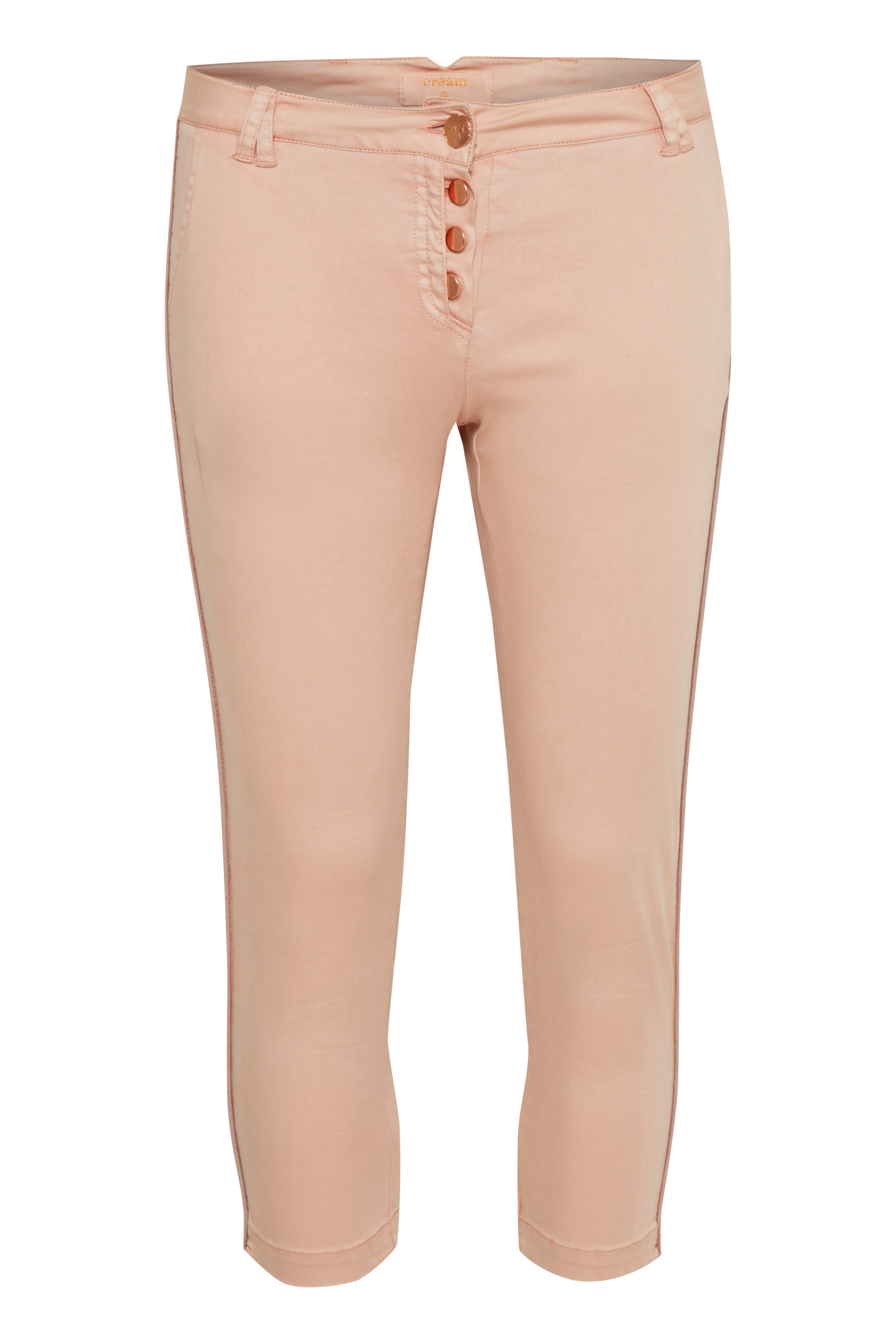 Cream Dame Capribroek - Misty roze