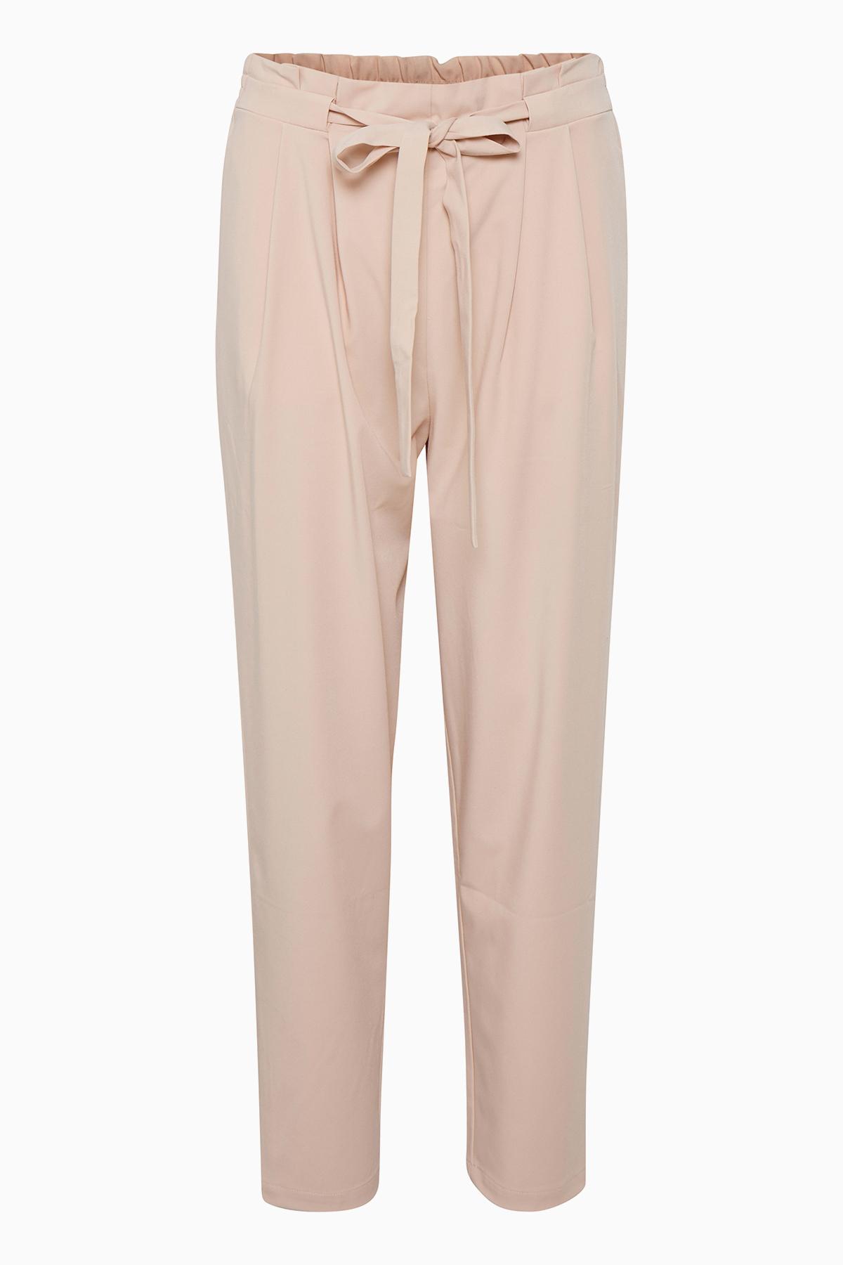 Cream Dame Enkelbroek - Misty roze