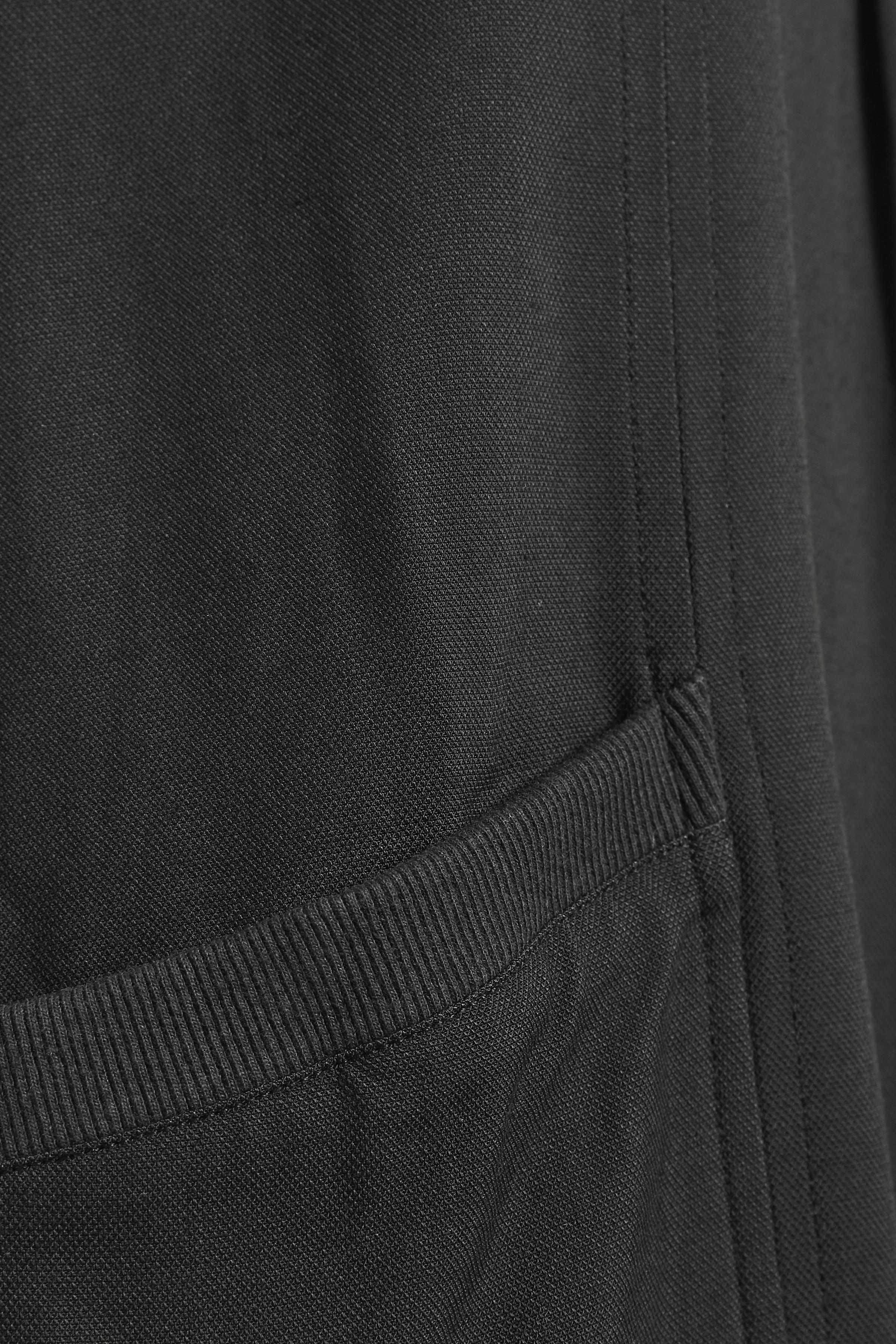 Mørk antracitgrå Kjole fra Bon'A Parte – Køb Mørk antracitgrå Kjole fra str. S-2XL her