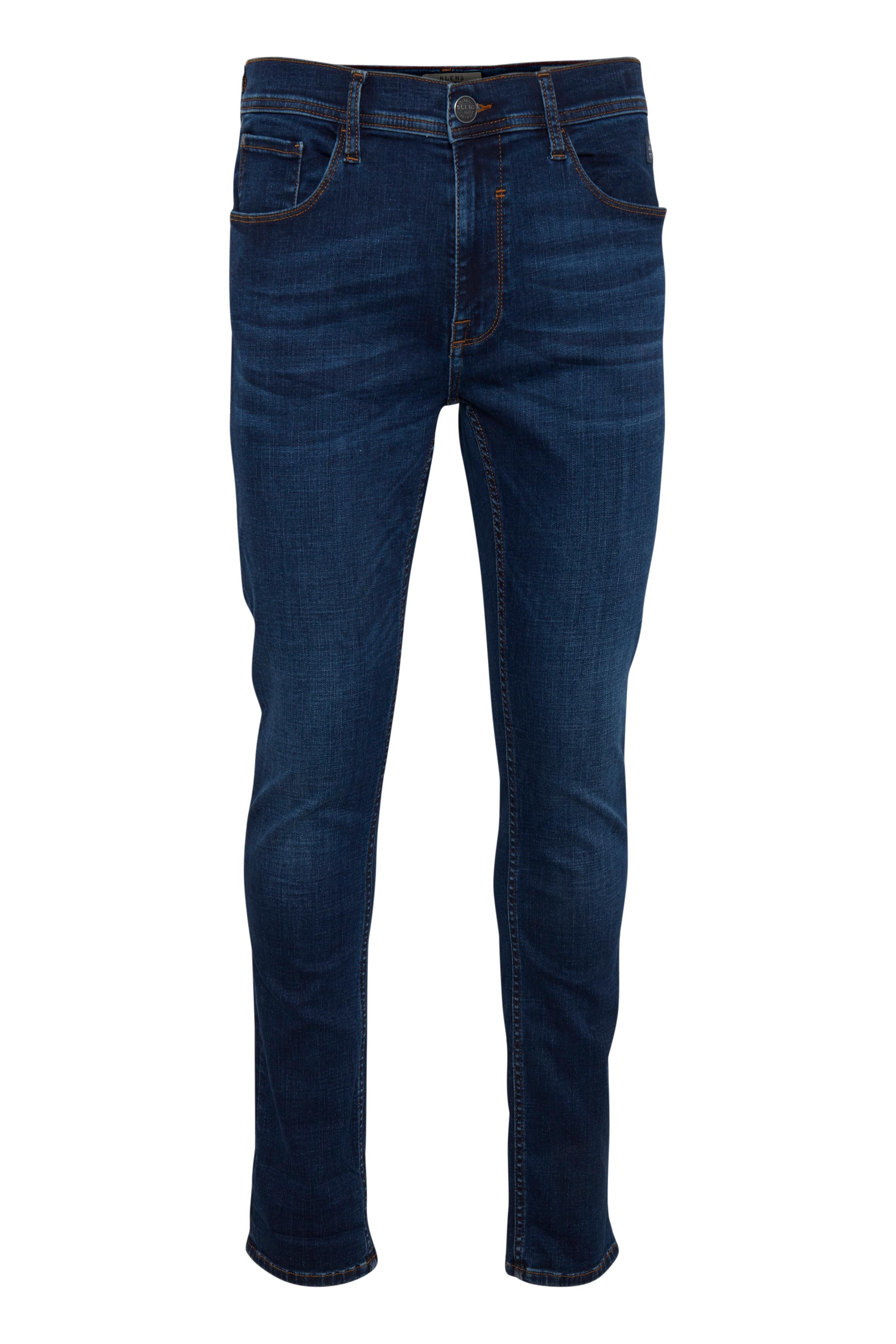Image of Blend He Herre Jeans - Mørk denimblå