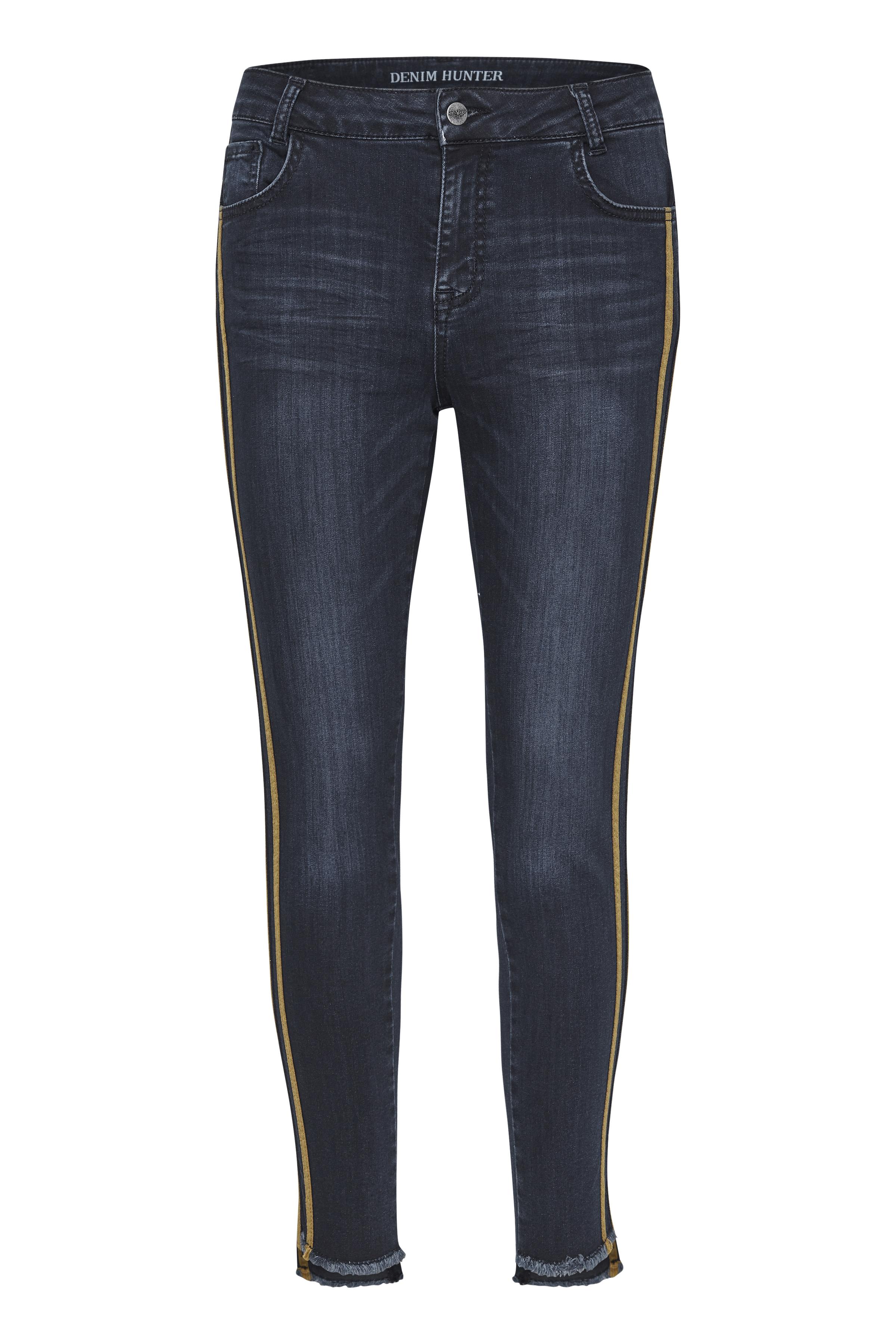 Mørk denimblå Jeans fra Denim Hunter – Køb Mørk denimblå Jeans fra str. 25-35 her