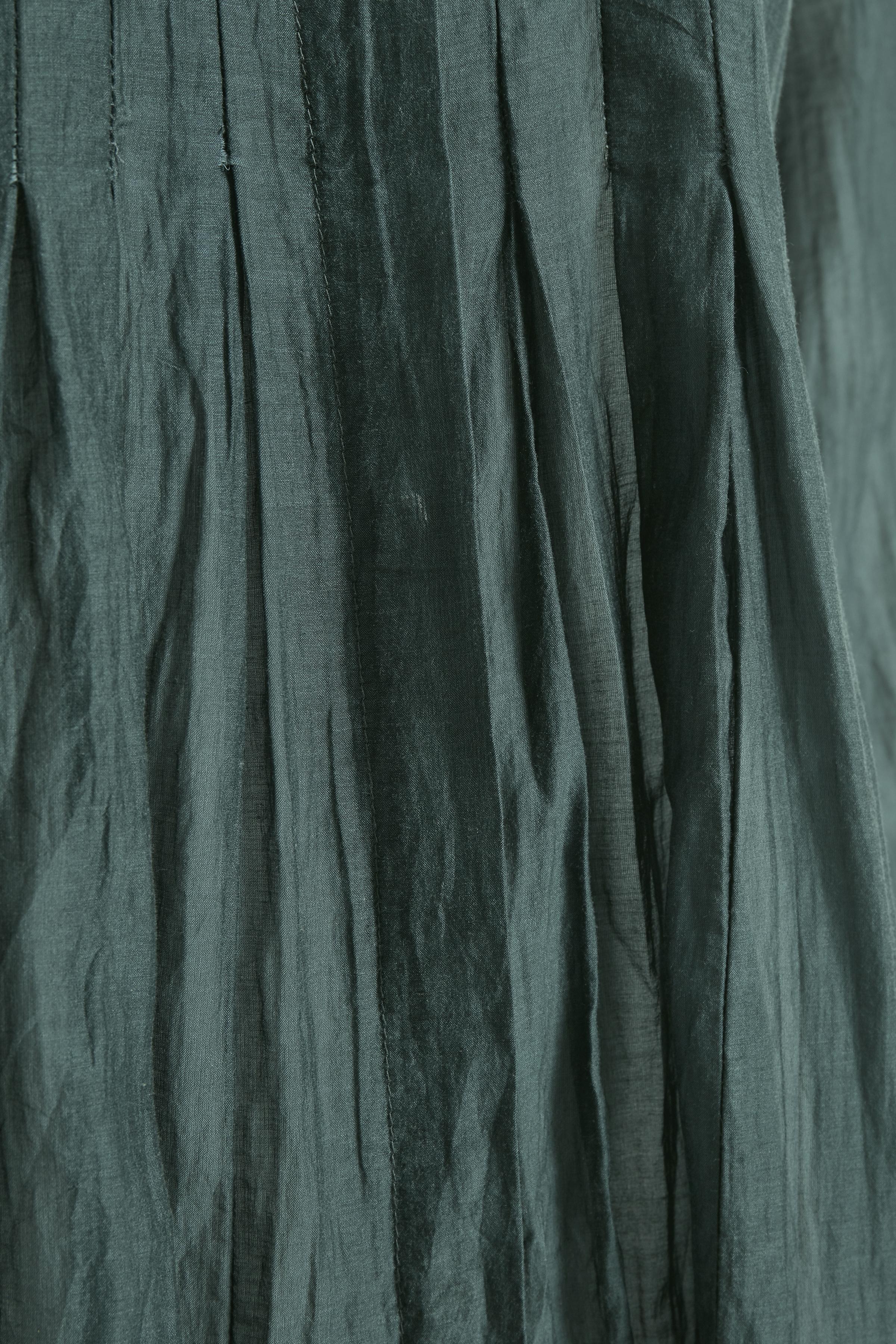 Mørk flaskegrøn Tunika fra Bon'A Parte – Køb Mørk flaskegrøn Tunika fra str. S-2XL her