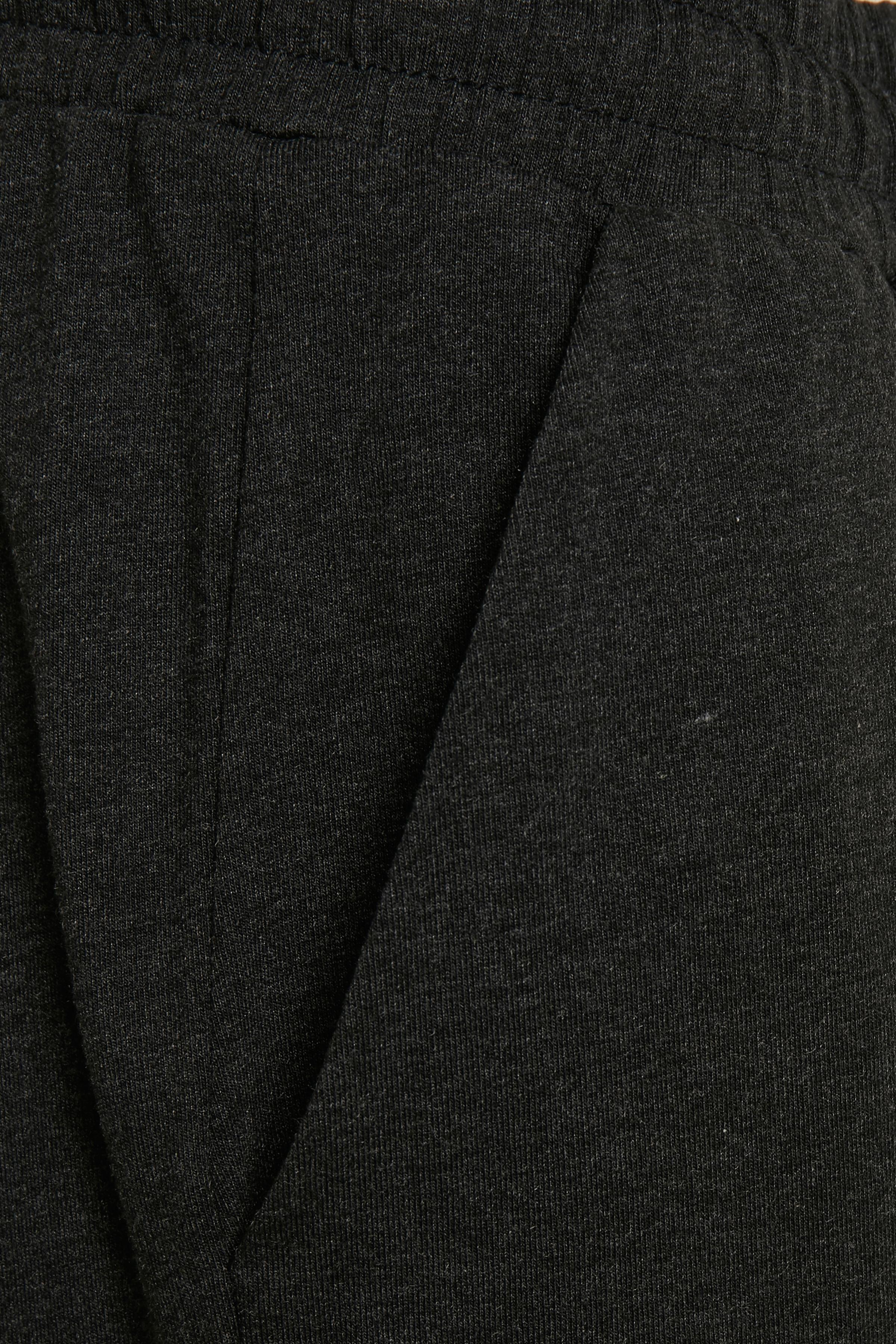Mørk gråmeleret Bukser fra Kaffe – Køb Mørk gråmeleret Bukser fra str. XS-XXL her