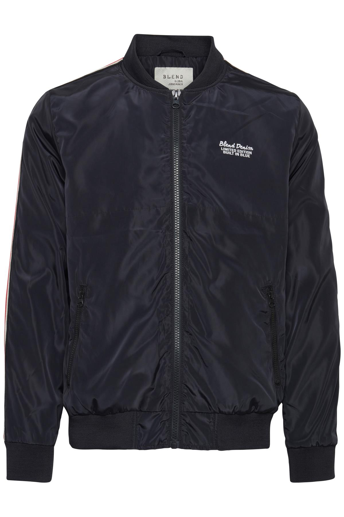 Image of Blend He Herre Super cool jakke - Mørk marineblå