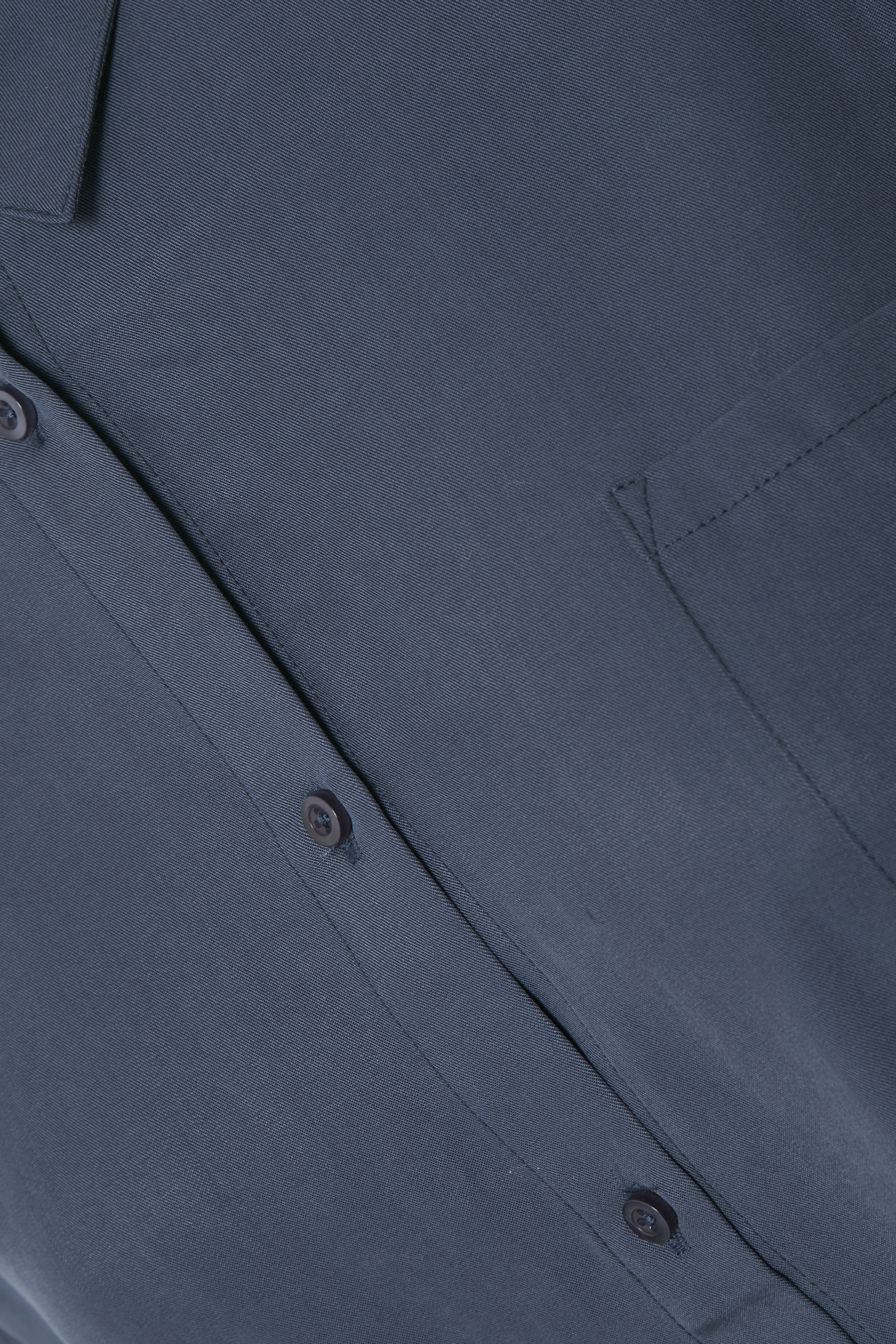 Mørk marineblå Kjole fra Bon'A Parte – Køb Mørk marineblå Kjole fra str. S-2XL her