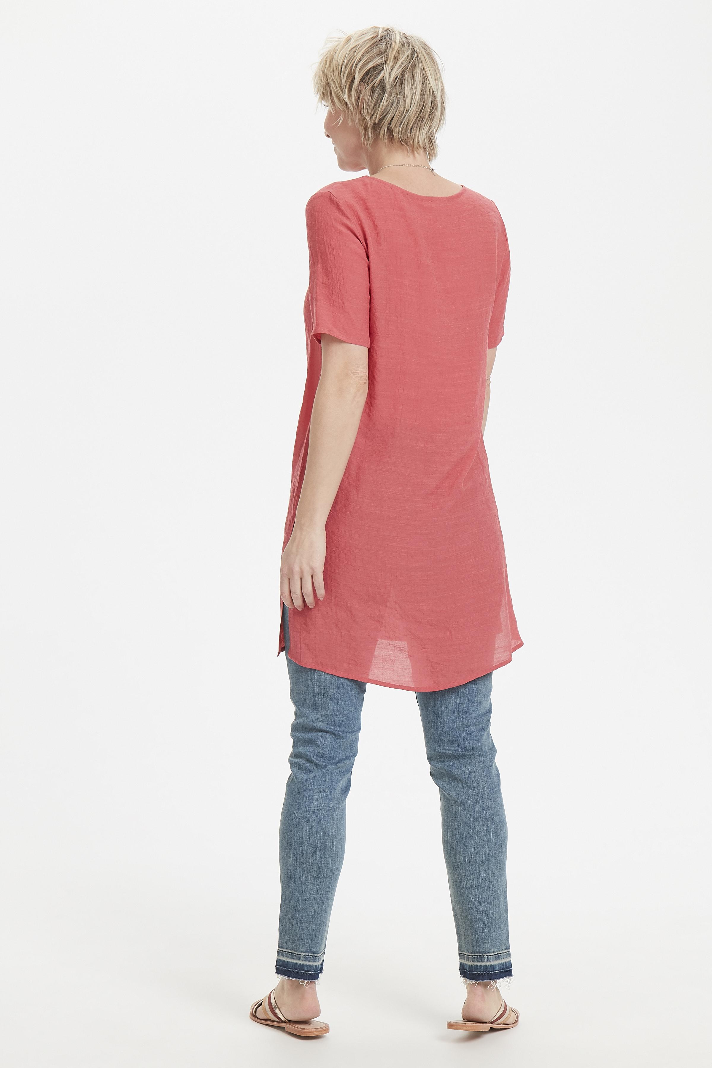 Mørk rosa Tunika fra Bon'A Parte – Køb Mørk rosa Tunika fra str. S-2XL her