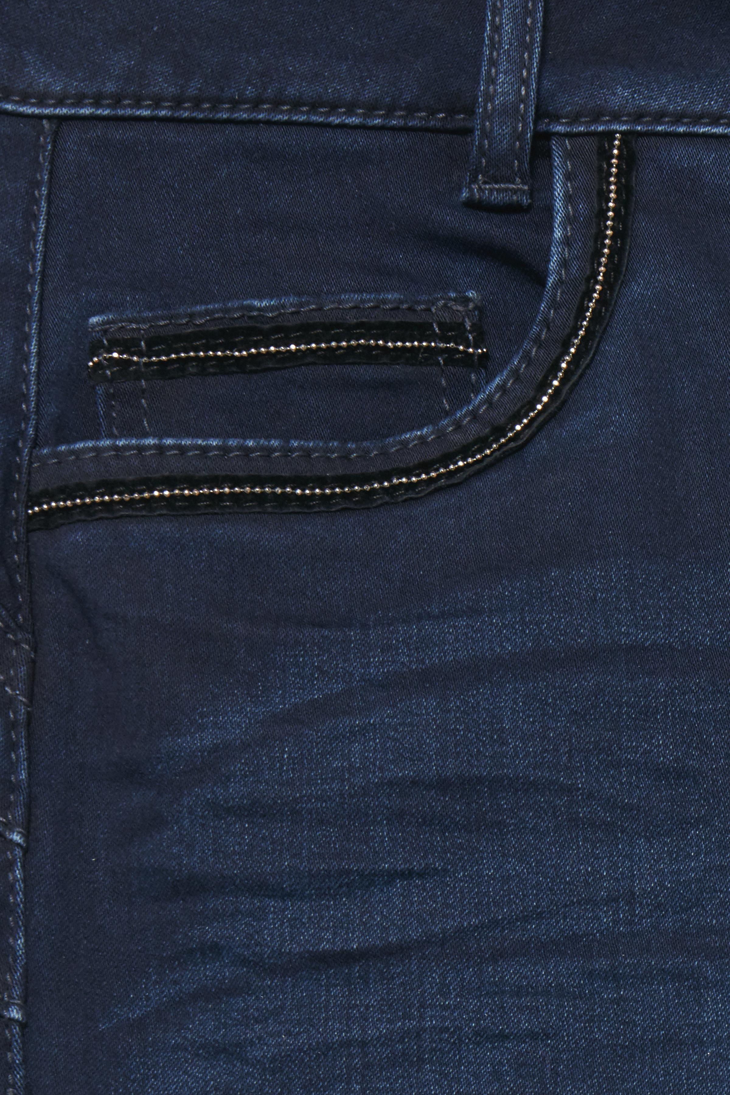 Mørkeblå Jeans fra Dranella – Køb Mørkeblå Jeans fra str. 32-46 her
