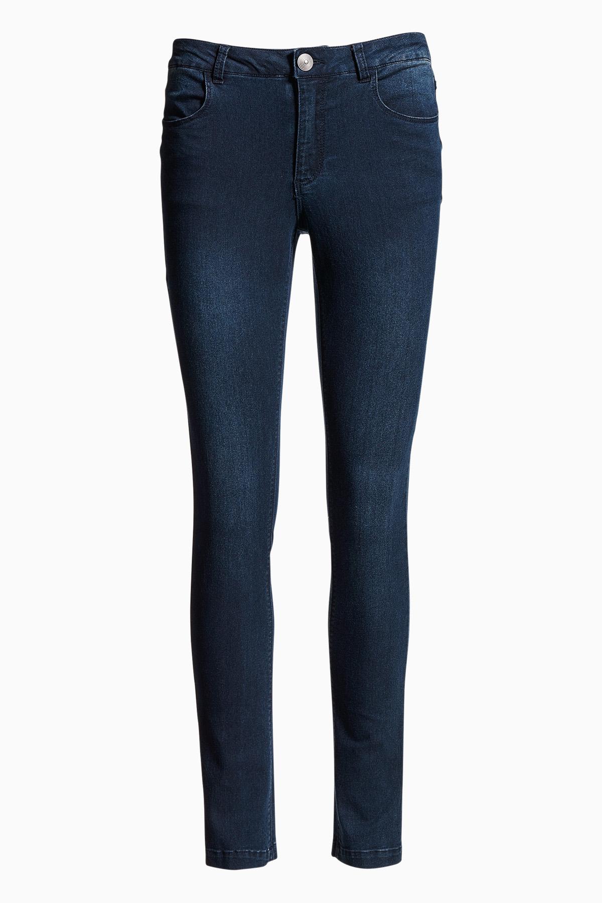 Image of b.young Dame Jeans - Mørkeblå