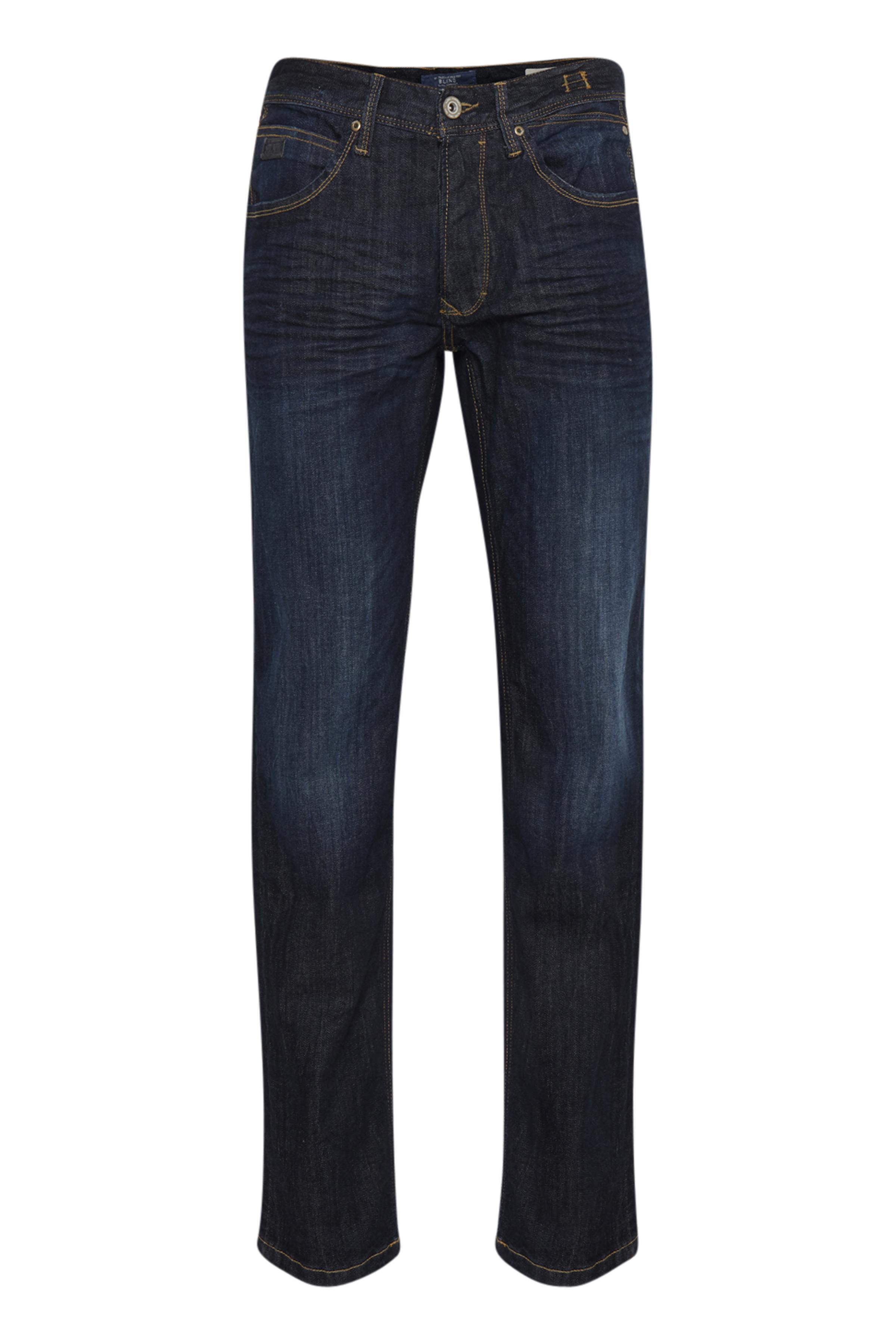 Image of Blend He Herre Jeans - Mørkeblå