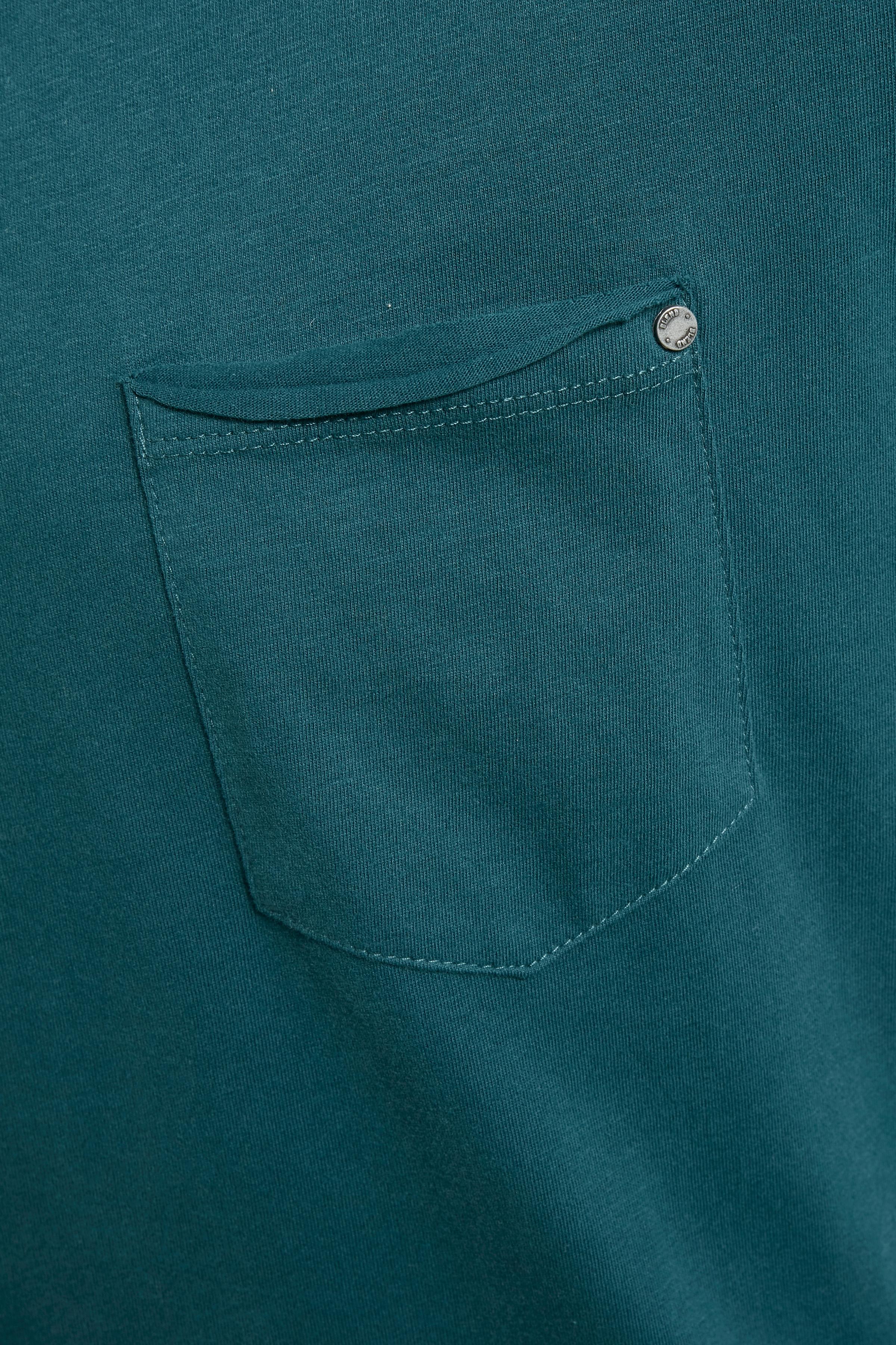 Mørkeblå Kortærmet T-shirt fra Blend He – Køb Mørkeblå Kortærmet T-shirt fra str. S-3XL her