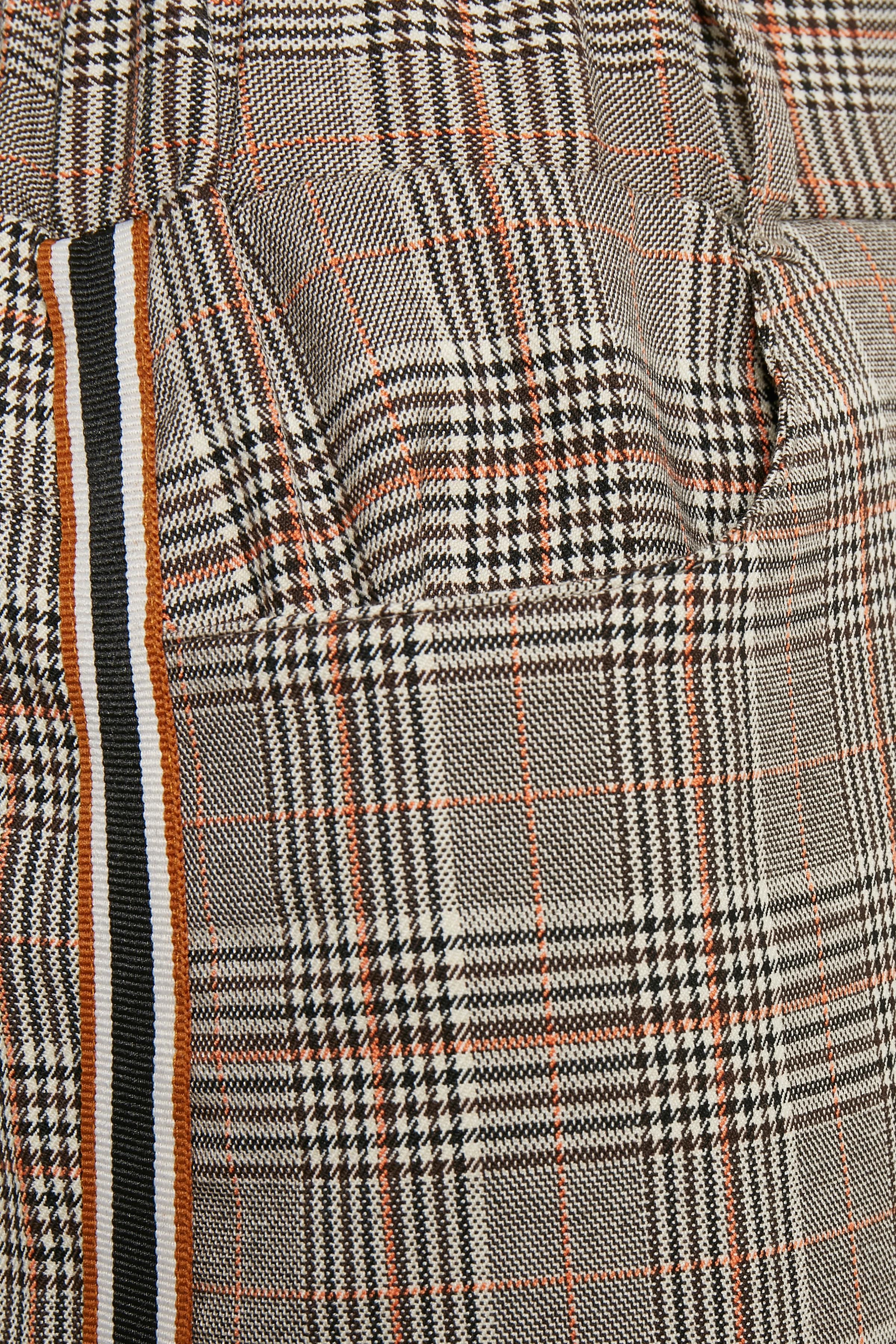 Mørkebrun/off-white Nederdele fra Kaffe – Køb Mørkebrun/off-white Nederdele fra str. 32-46 her