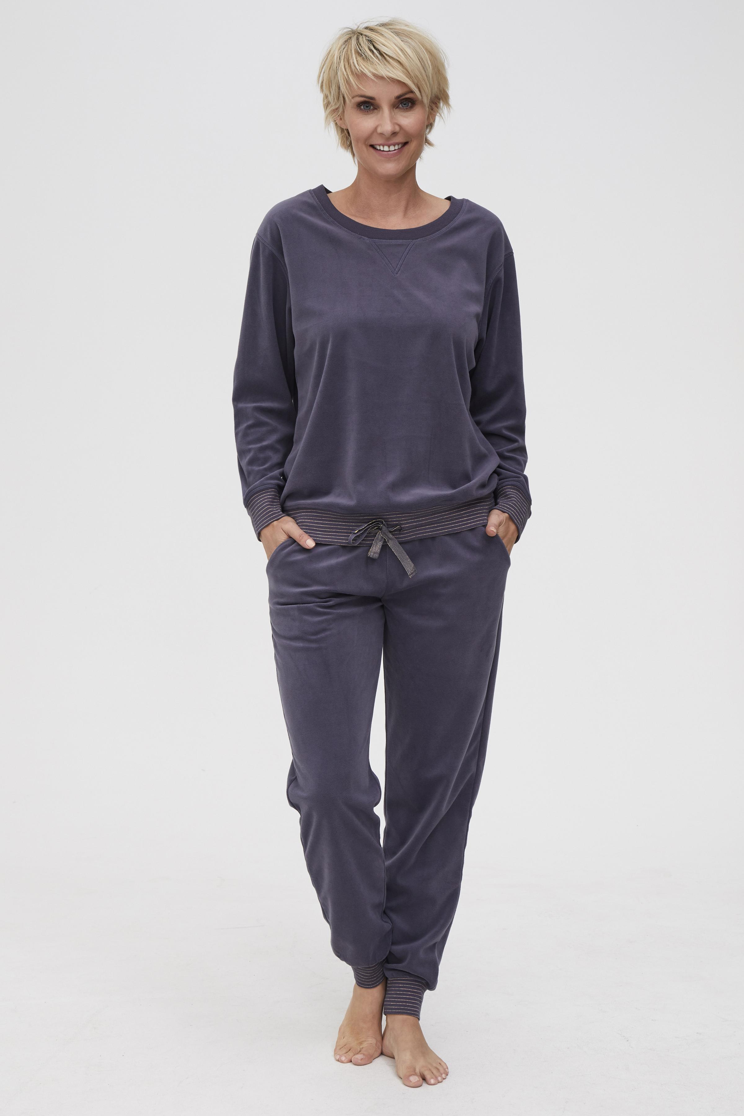 Image of Triumph Dame Homewear sæt - Mørkegrå