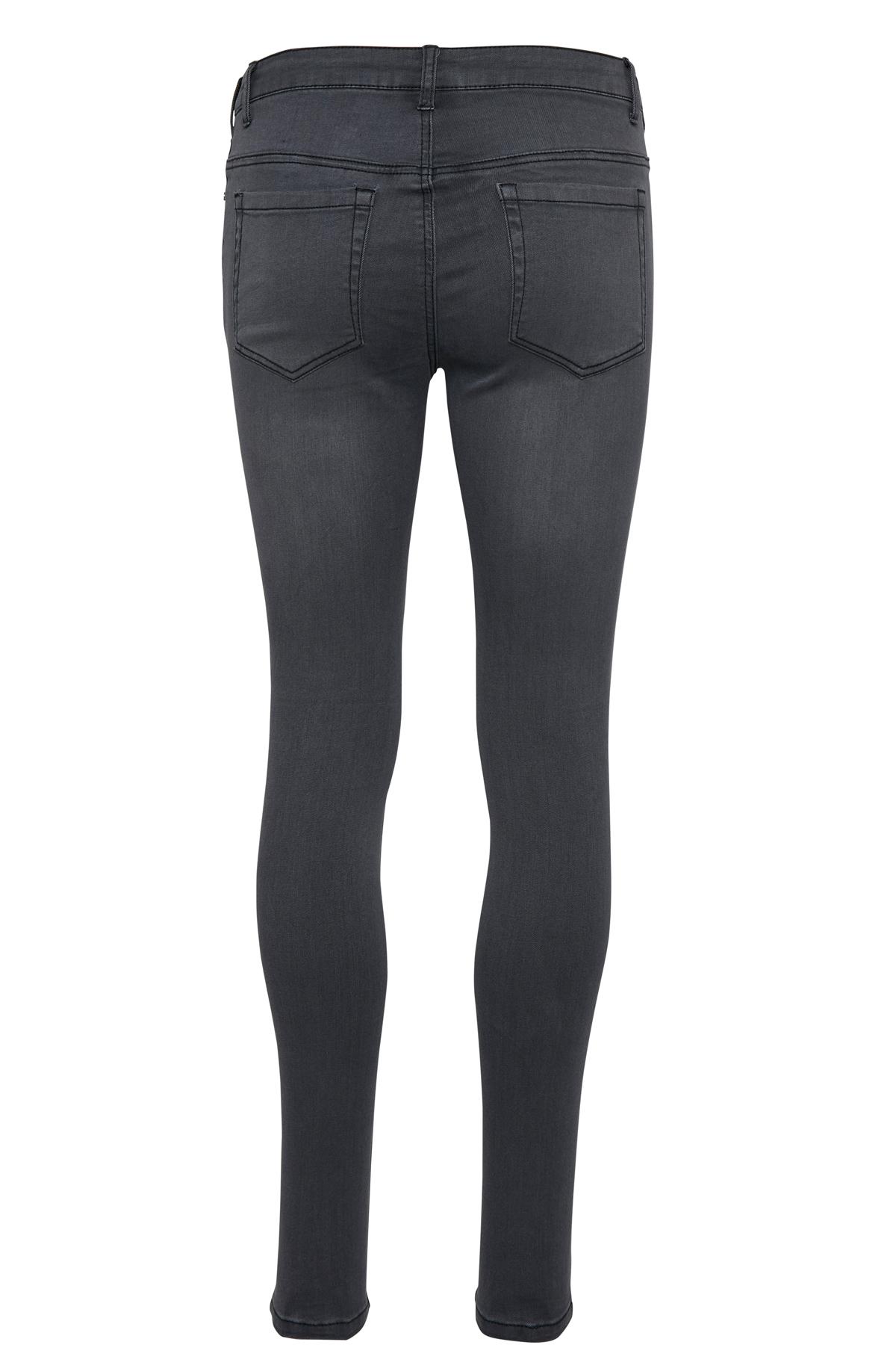 Mørkegrå Jeans fra Kaffe – Køb Mørkegrå Jeans fra str. 34-46 her