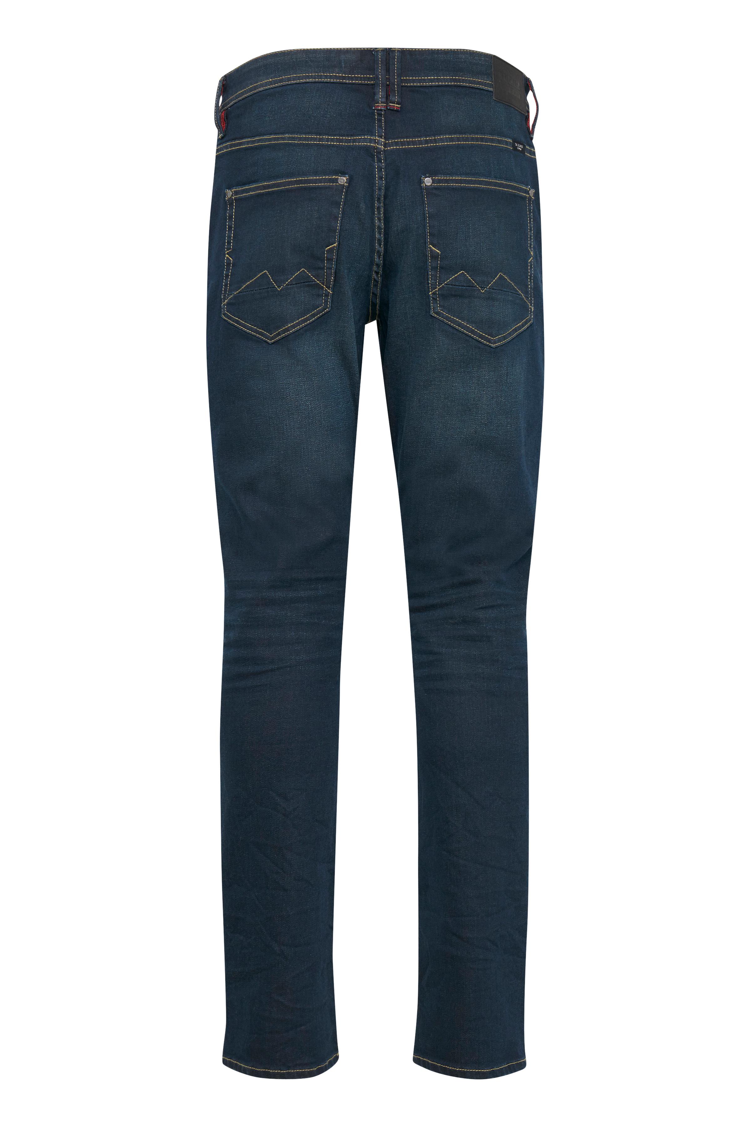 Mörk denimblå Jeans från Blend He – Köp Mörk denimblå Jeans från stl. 28-40 här