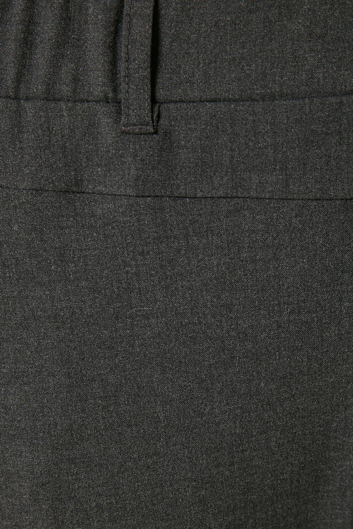 Mörk gråmelerad Byxor från Kaffe – Köp Mörk gråmelerad Byxor från stl. 32-46 här