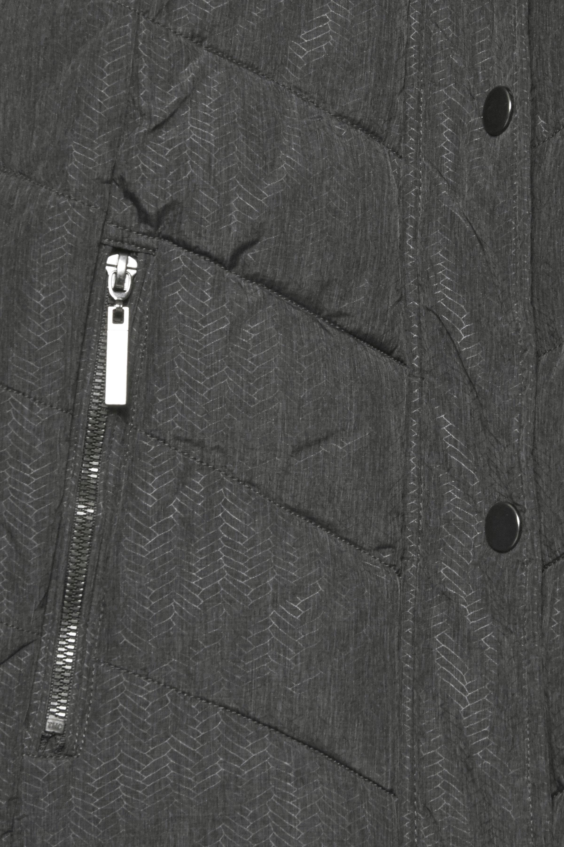 Mörk gråmelerad Kappa från Fransa – Köp Mörk gråmelerad Kappa från stl. XS-XXL här