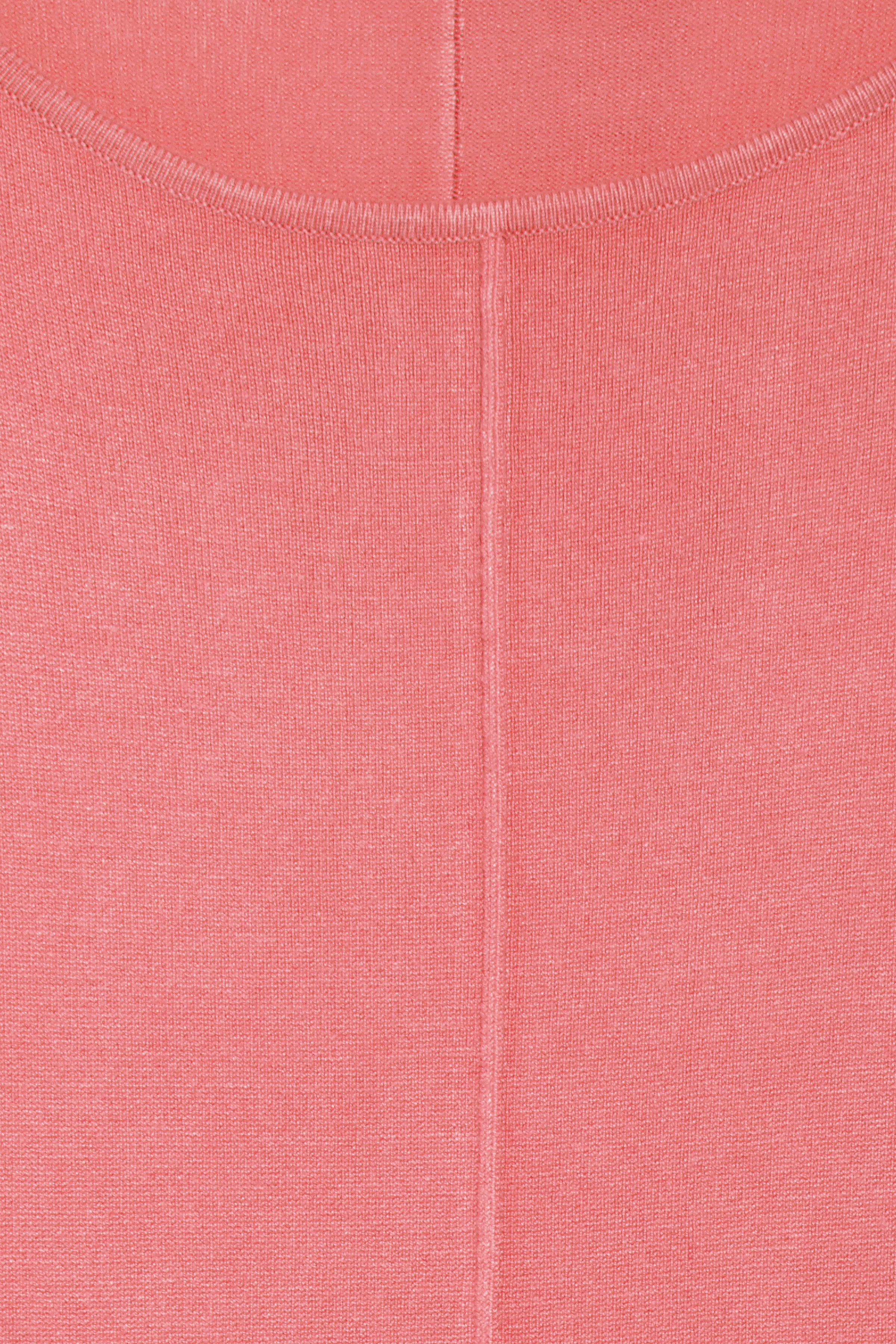 Mörk korall Stickad pullover från b.young – Köp Mörk korall Stickad pullover från stl. XS-XXL här