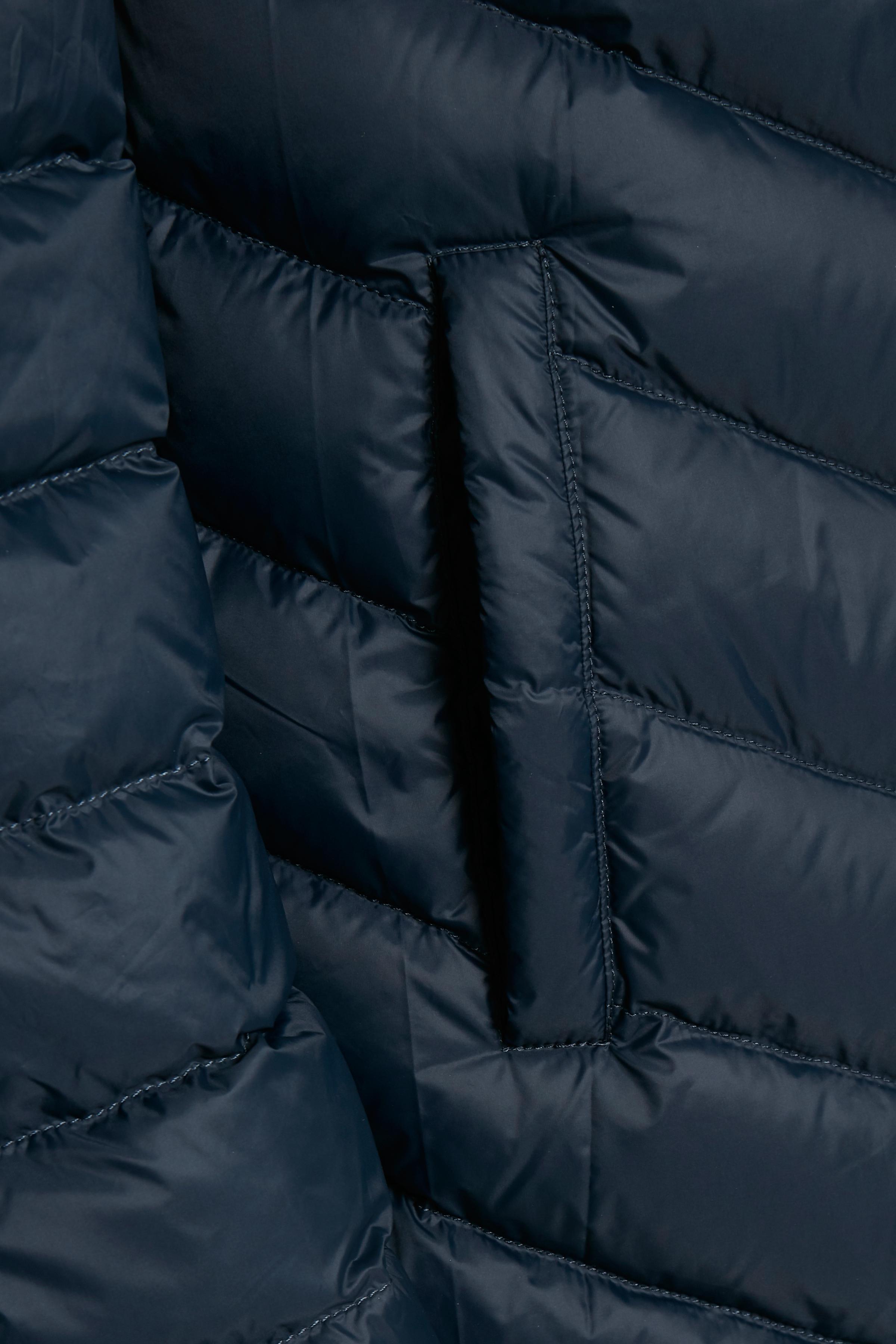 Mörk marinblå Kappa från Fransa – Köp Mörk marinblå Kappa från stl. XS-XXL här