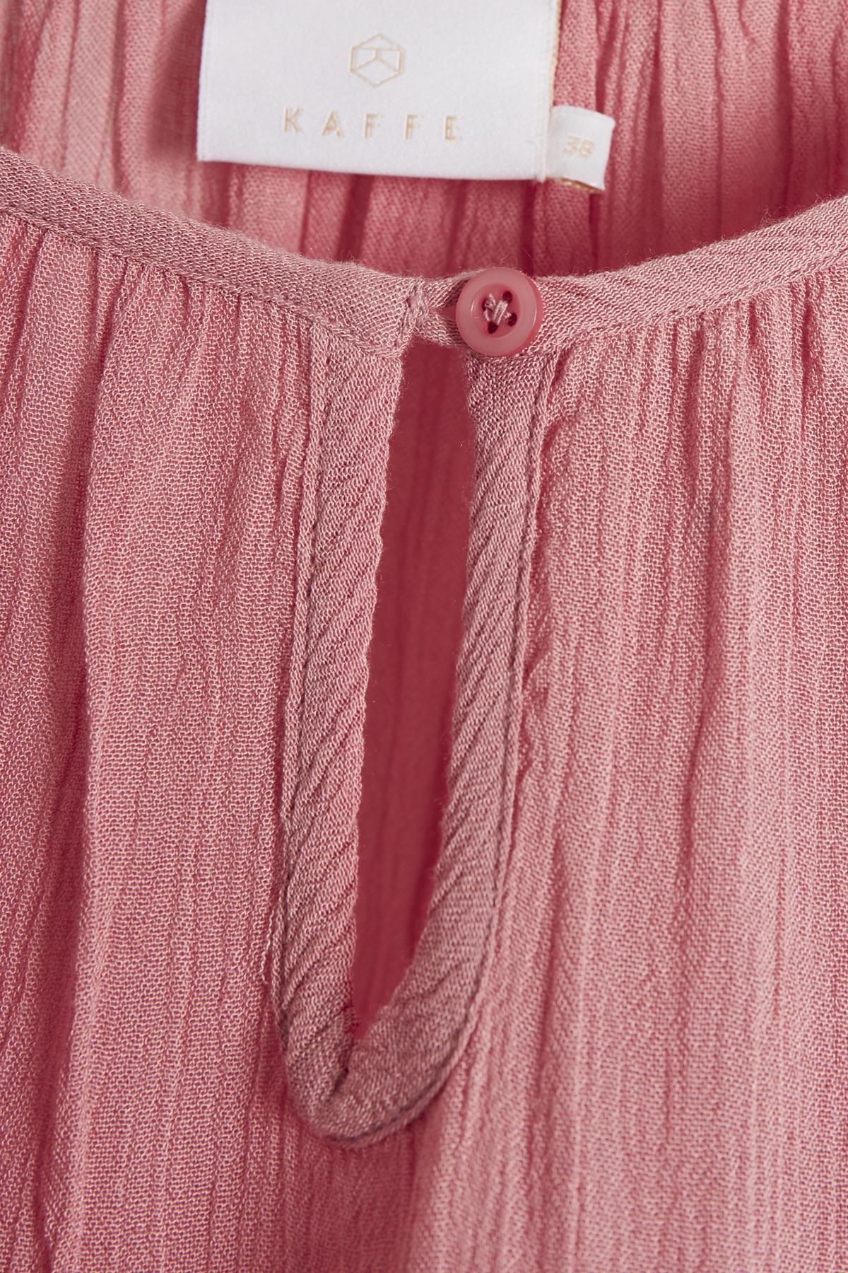 Mörk rosa Tunika från Kaffe – Köp Mörk rosa Tunika från stl. 34-46 här
