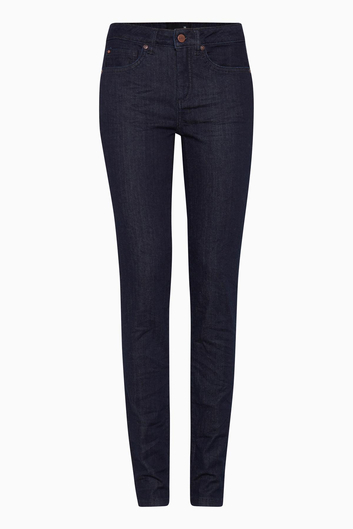 Mörkblå Jeans från Dranella – Köp Mörkblå Jeans från stl. 32-46 här