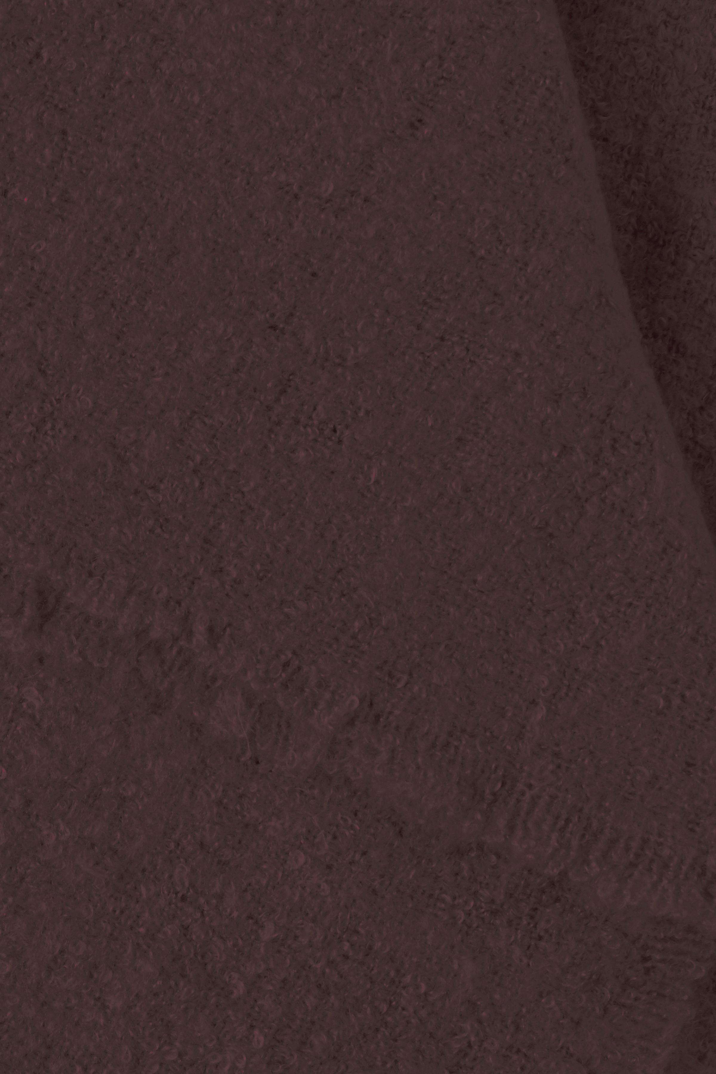 Mörkbrun Scarf från Ichi - accessories – Köp Mörkbrun Scarf från stl. ONE här