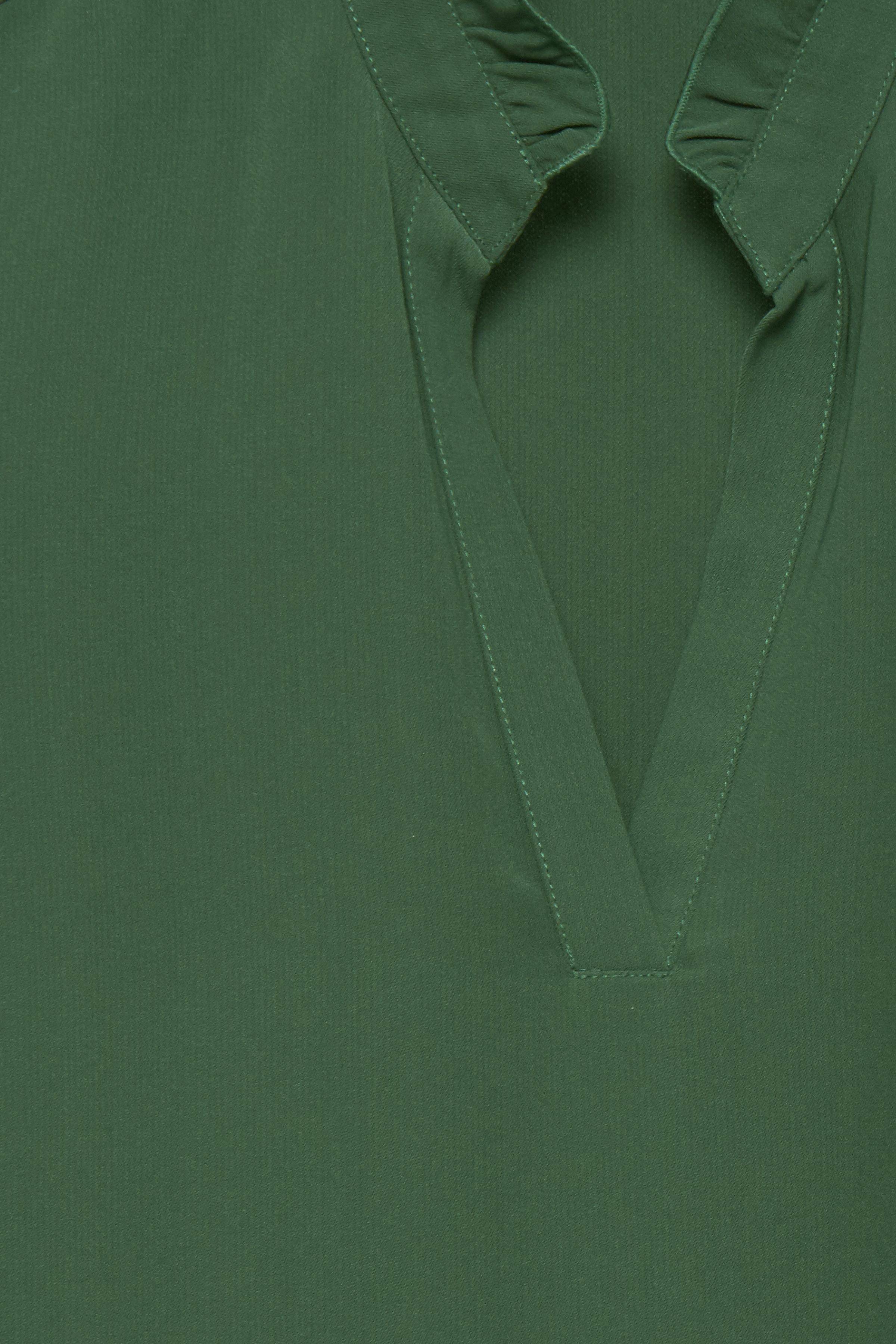 Mörkgrön Klänning från Fransa – Köp Mörkgrön Klänning från stl. XS-XXL här