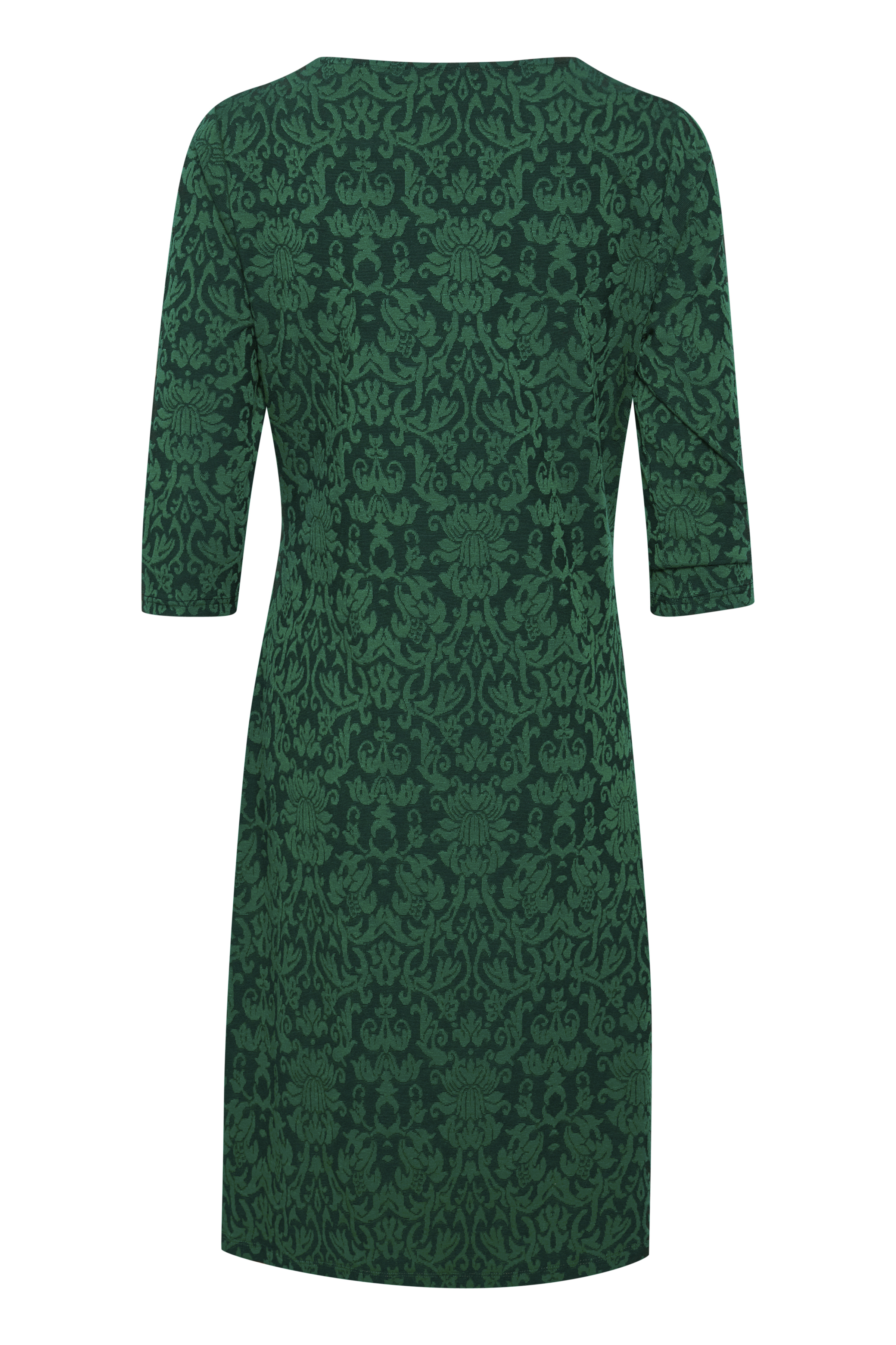 Mörkgrön Klänning från Bon'A Parte – Köp Mörkgrön Klänning från stl. S-2XL här
