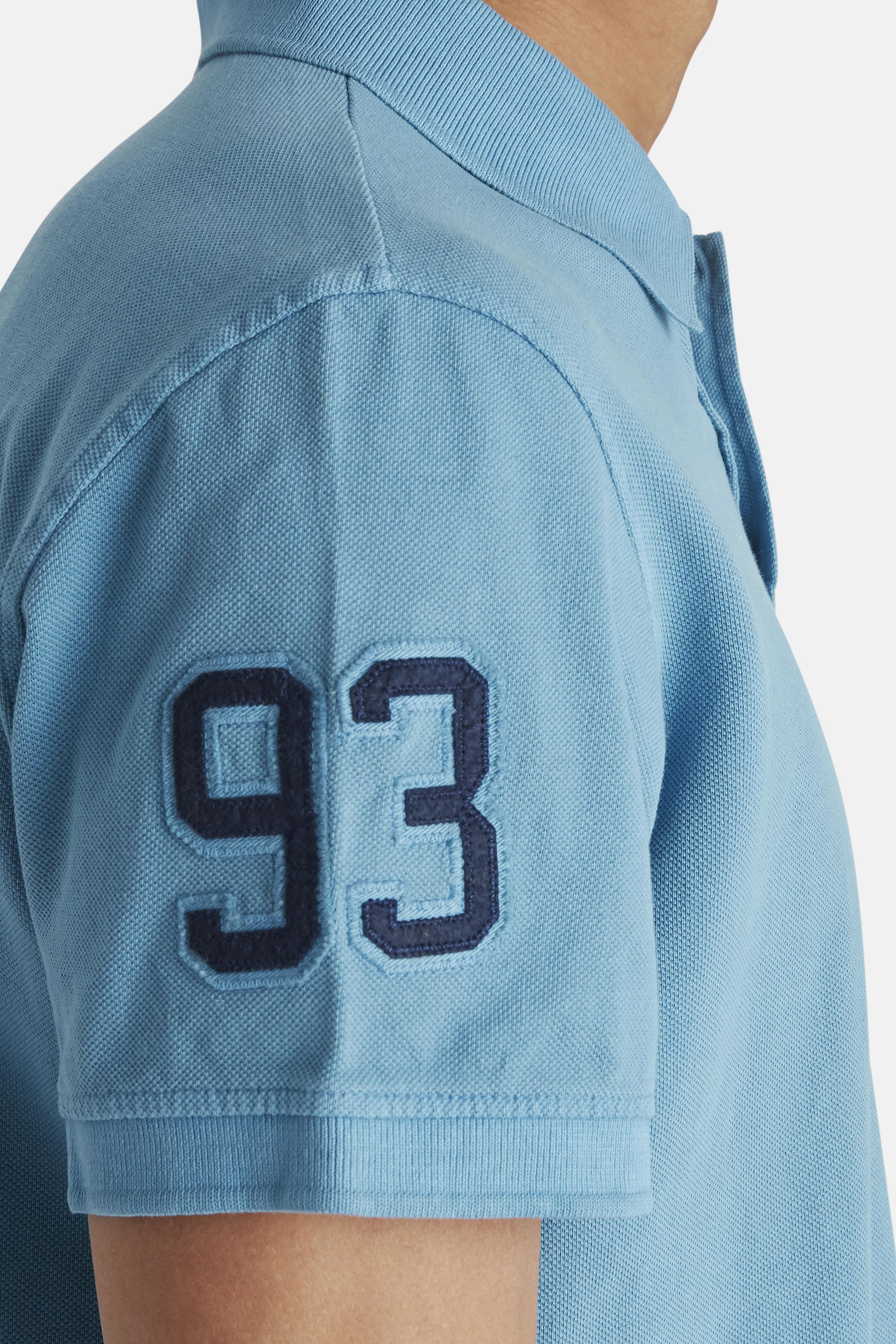 Niagara Blue Kortærmet T-shirt fra Blend He – Køb Niagara Blue Kortærmet T-shirt fra str. S-3XL her