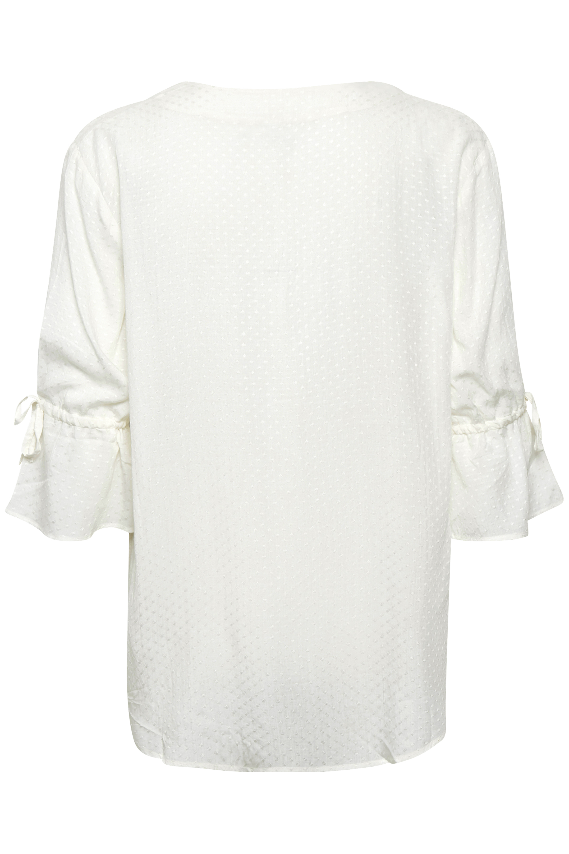 Off-white Blus  från Bon'A Parte – Köp Off-white Blus  från stl. S-2XL här