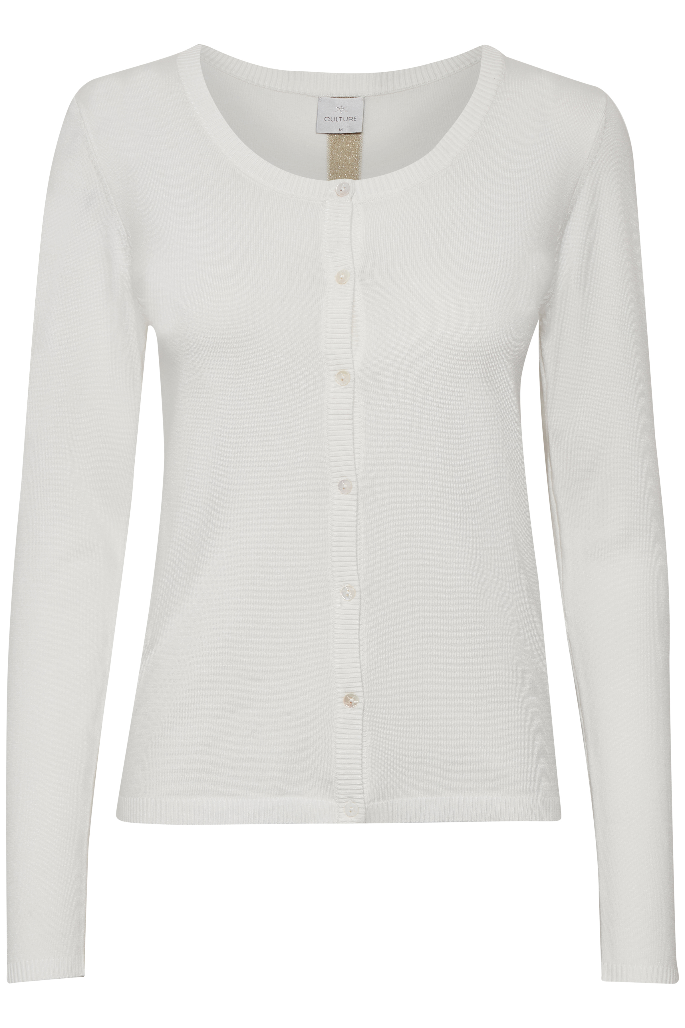 Image of Culture Dame Anne-marie cardigan - Off-white