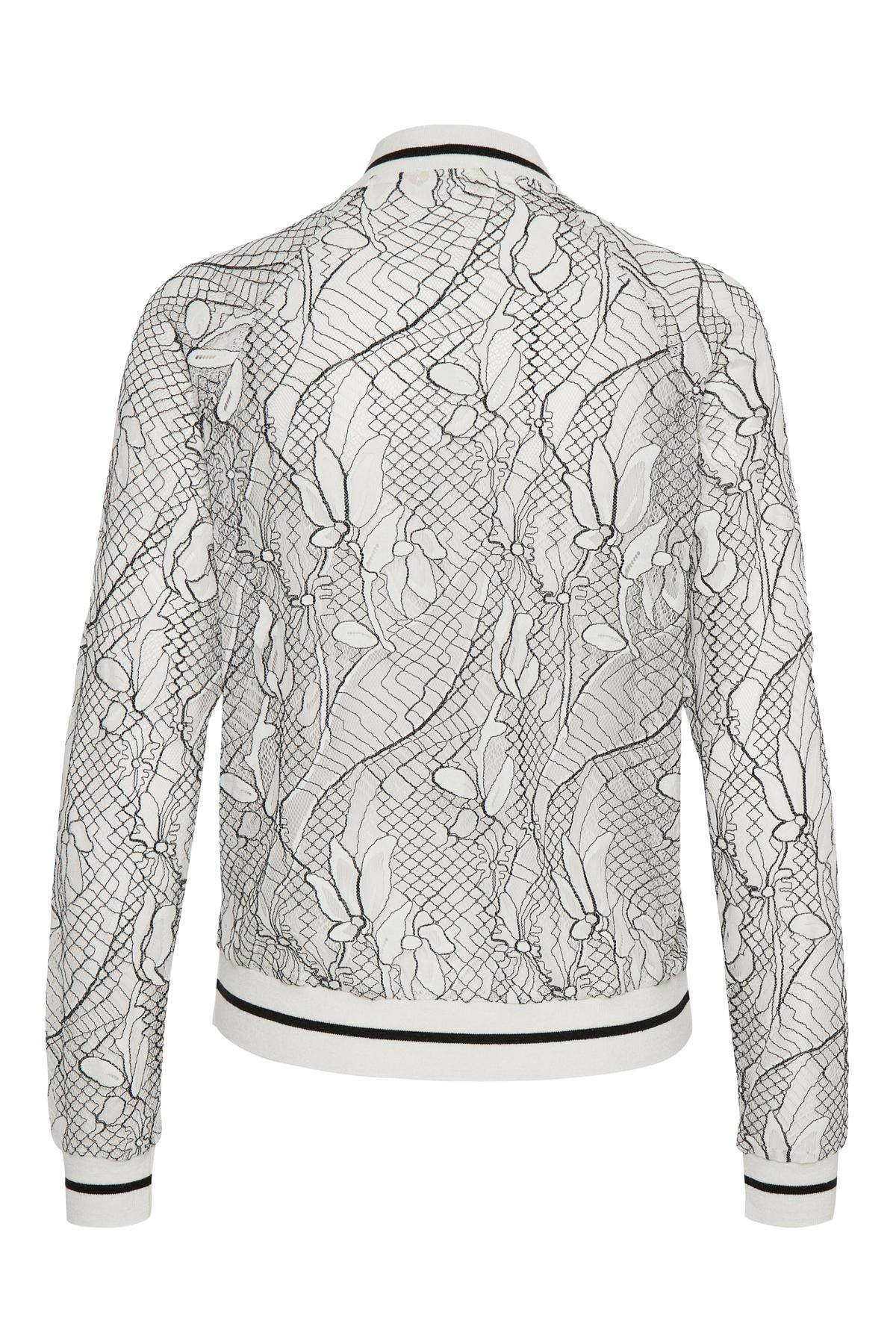 Off-white Jacka från Bon'A Parte – Köp Off-white Jacka från stl. S-2XL här