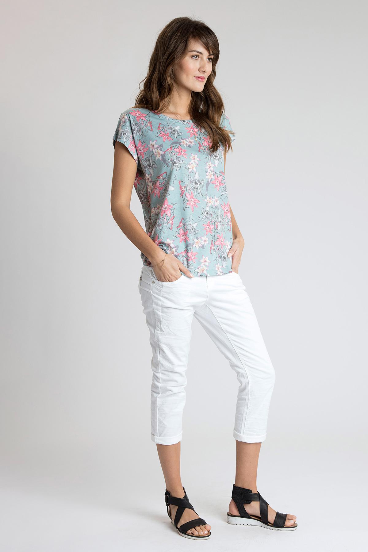 Off-white Jeans från Cream – Köp Off-white Jeans från stl. 25-34 här