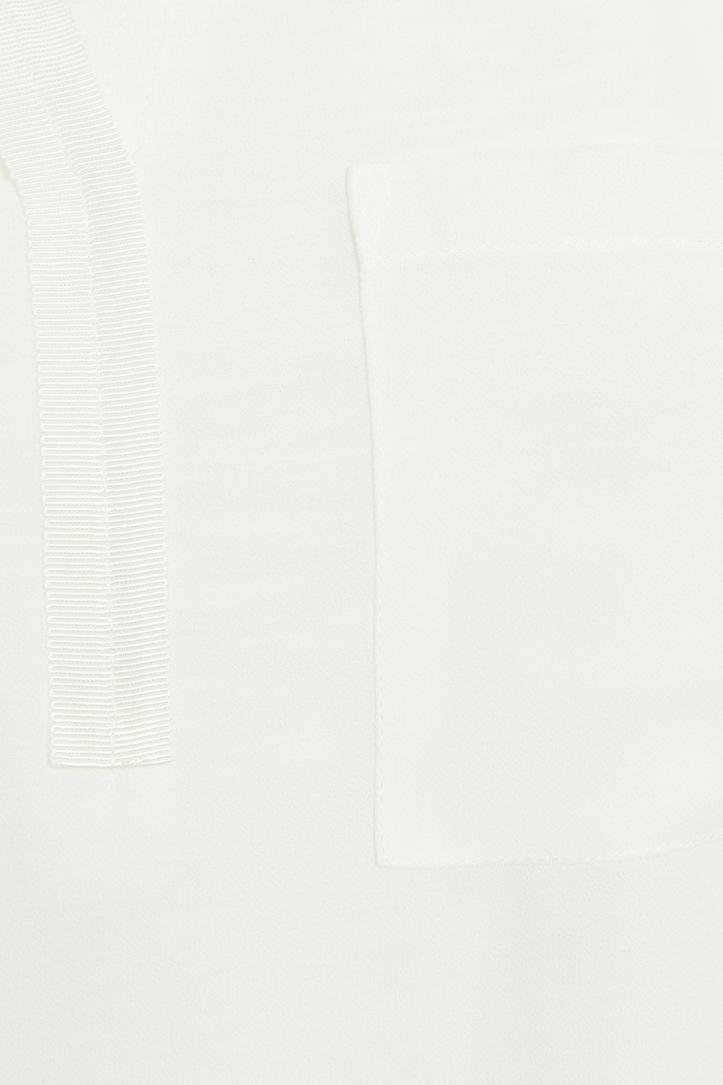 Off-white Kortærmet bluse fra Fransa – Køb Off-white Kortærmet bluse fra str. XS-XXL her