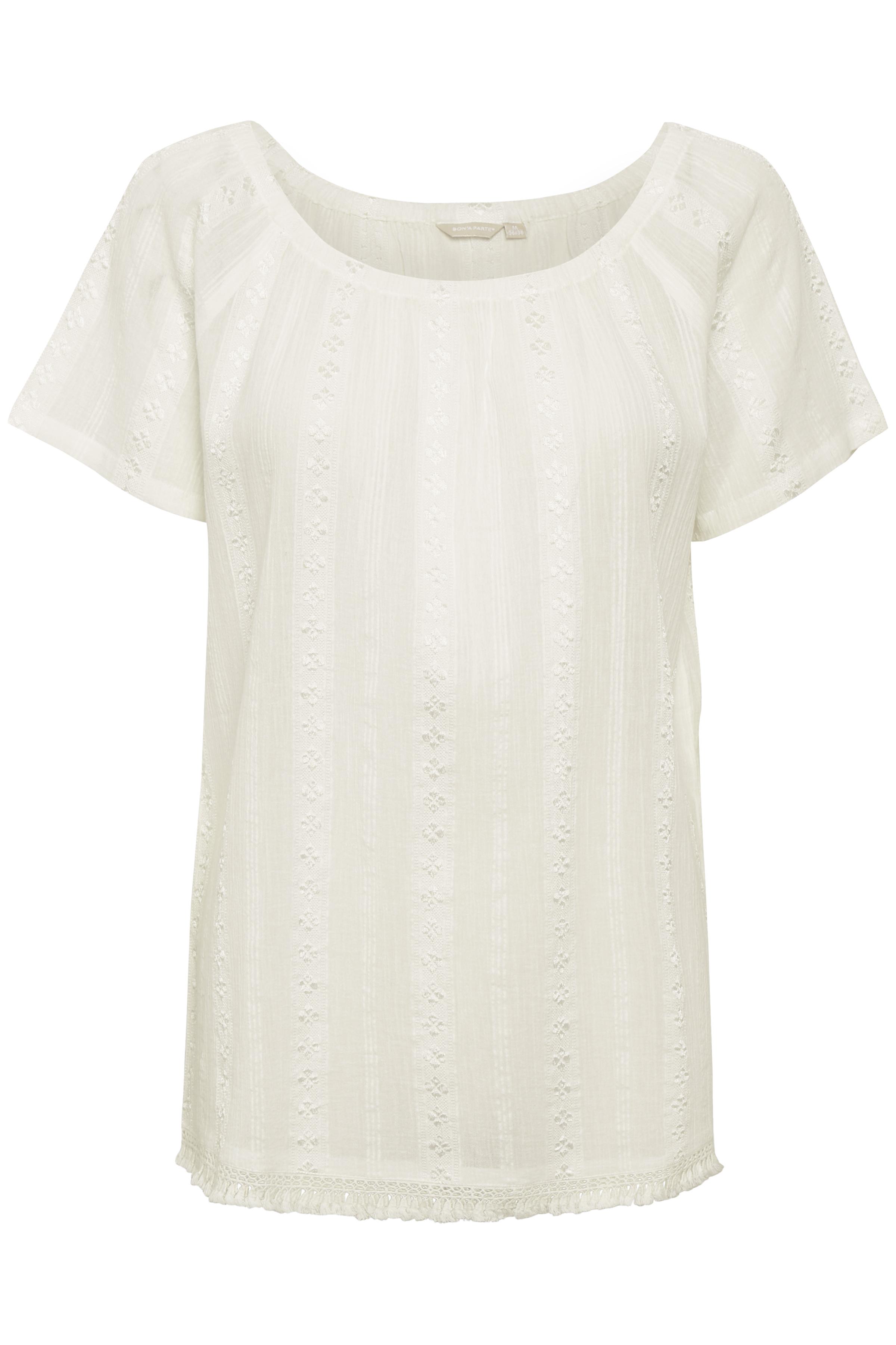 Image of BonA Parte Dame Bluse - Off-white
