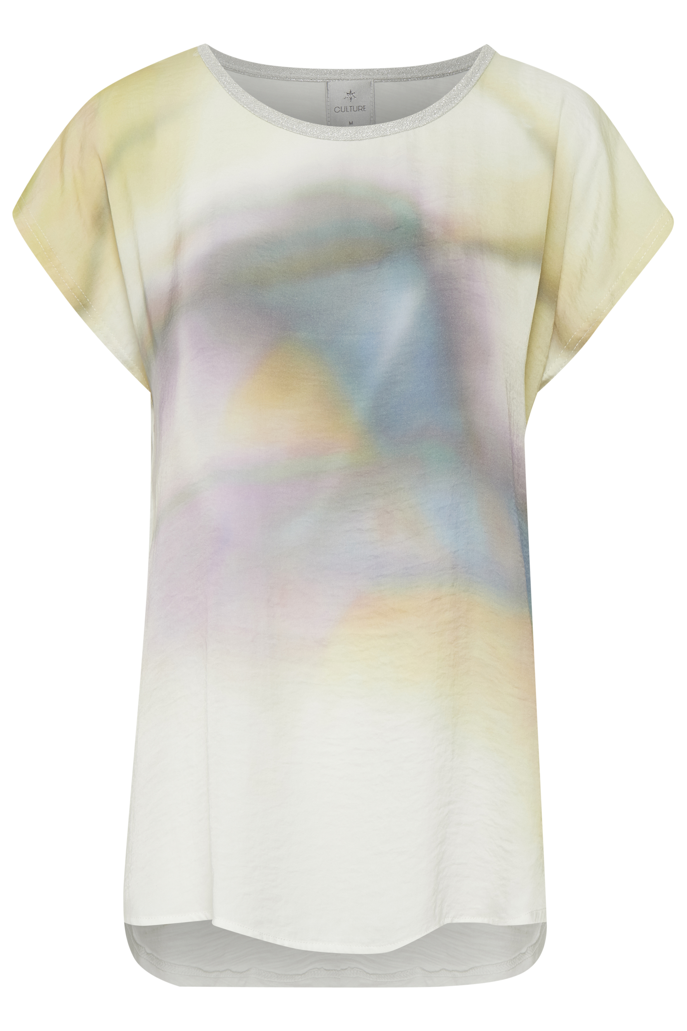 Image of Culture Dame Bluse - Off-white