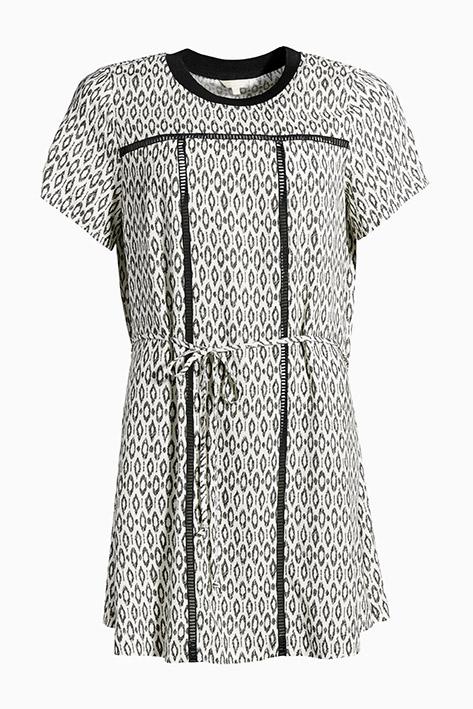 6e837edf70d9 Off-white Kortærmet bluse fra Bon A Parte – Køb Off-white Kortærmet bluse fra  str. S-3XL her