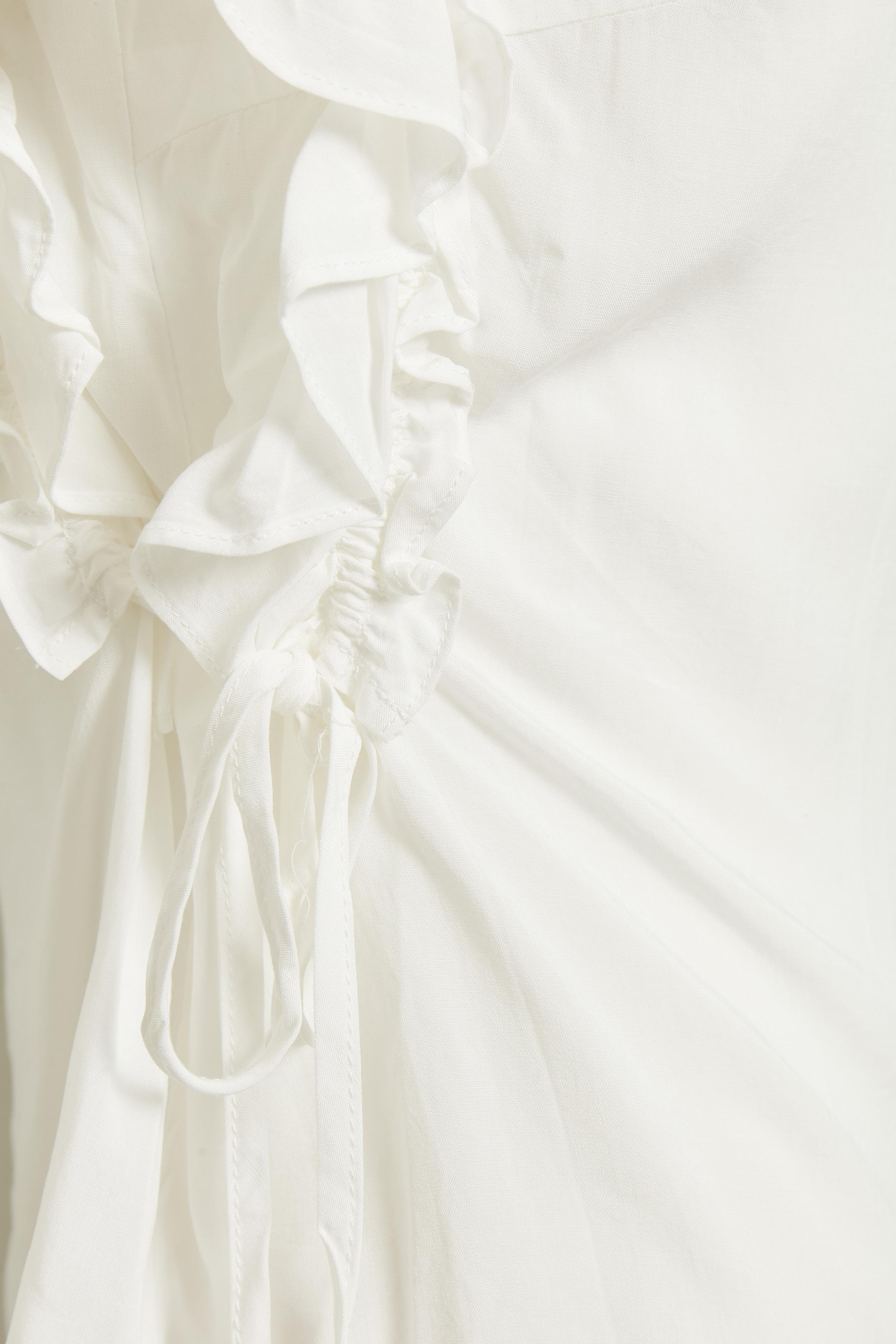 Off-white Kortärmad blus från Fransa – Köp Off-white Kortärmad blus från stl. XS-XXL här