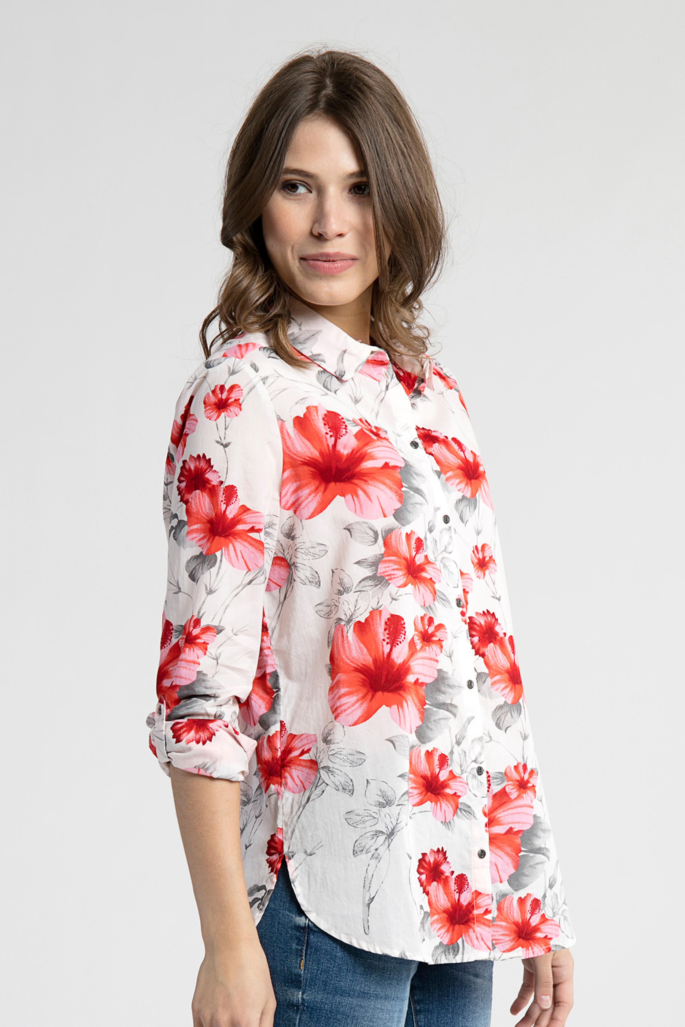 Off-white/roze