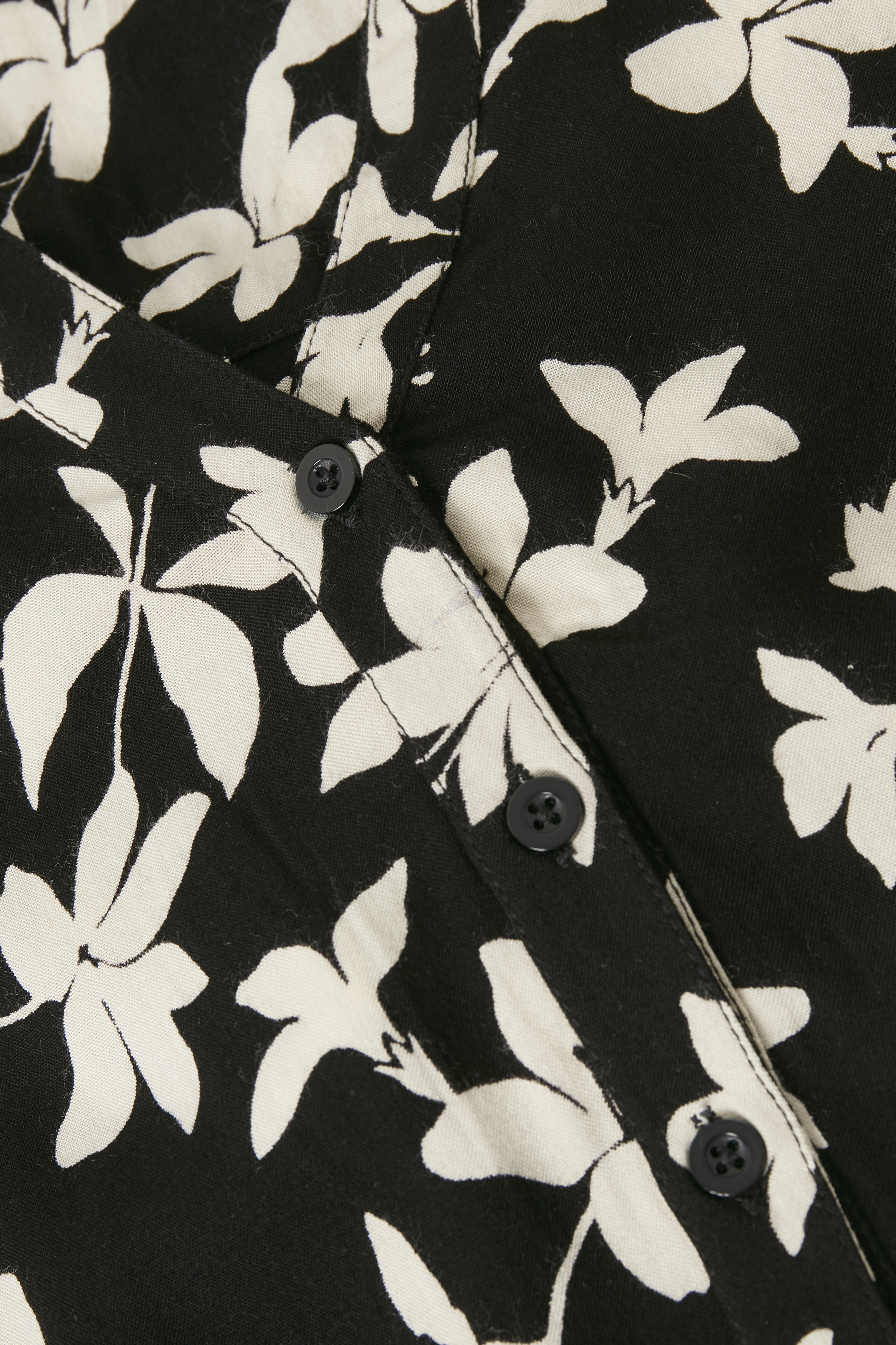 Off-white/svart Klänning från Bon'A Parte – Köp Off-white/svart Klänning från stl. S-2XL här